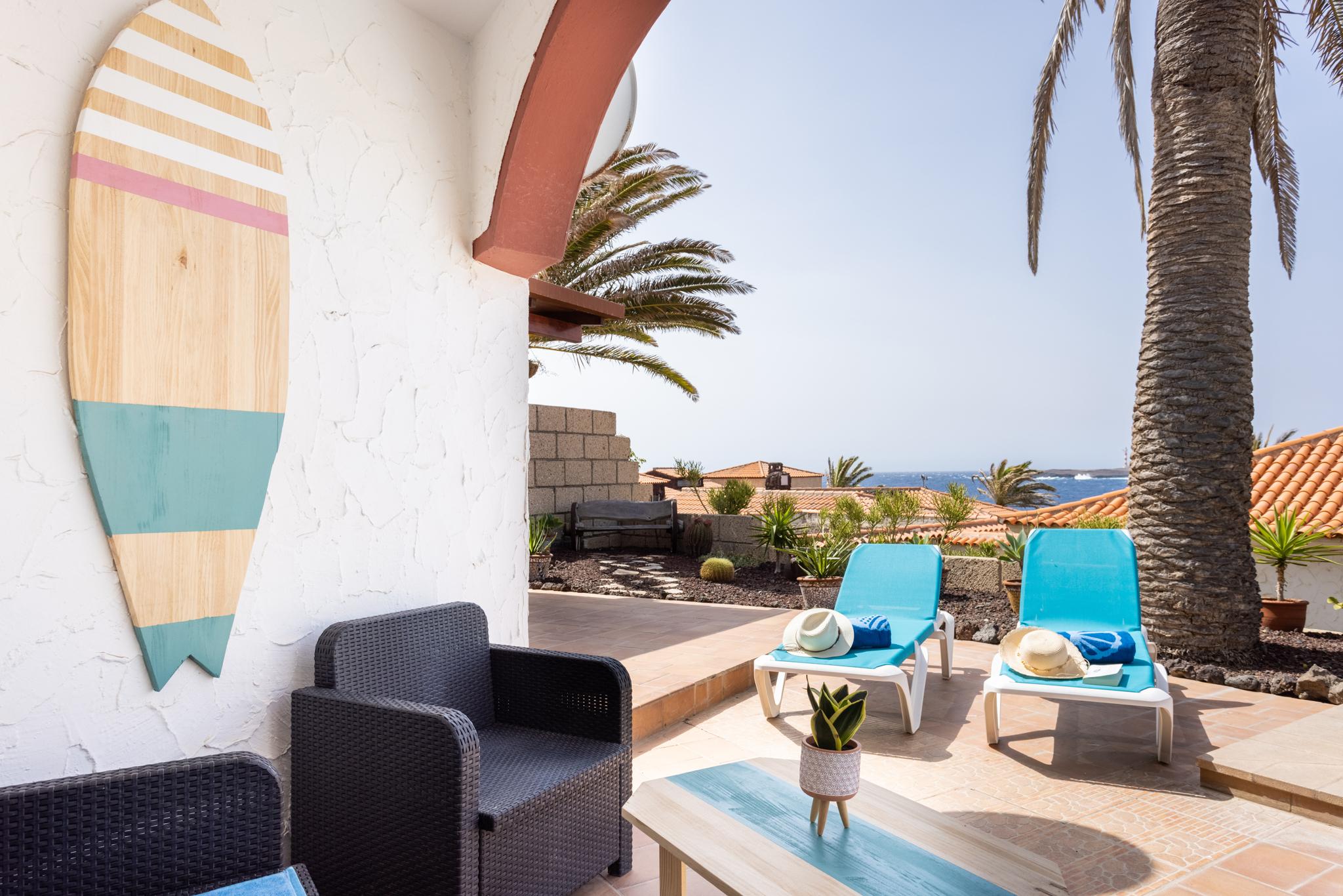 Holiday house direkt am Meer mit eigenem Pool (1671160), Poris de Abona, Tenerife, Canary Islands, Spain, picture 12