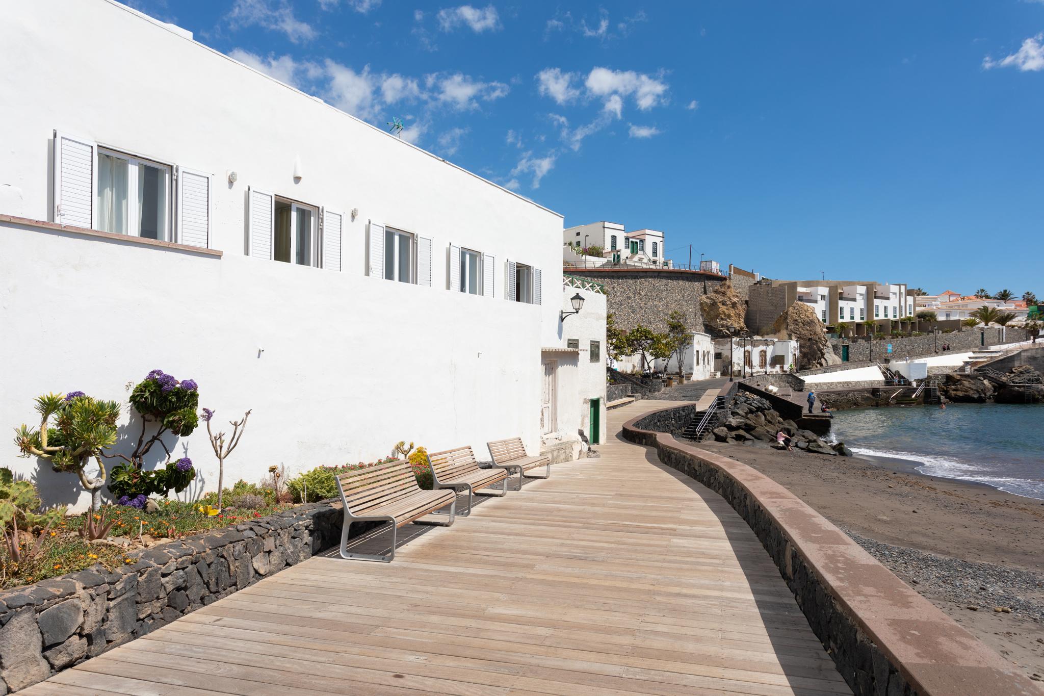 Holiday house direkt am Meer mit eigenem Pool (1671160), Poris de Abona, Tenerife, Canary Islands, Spain, picture 48