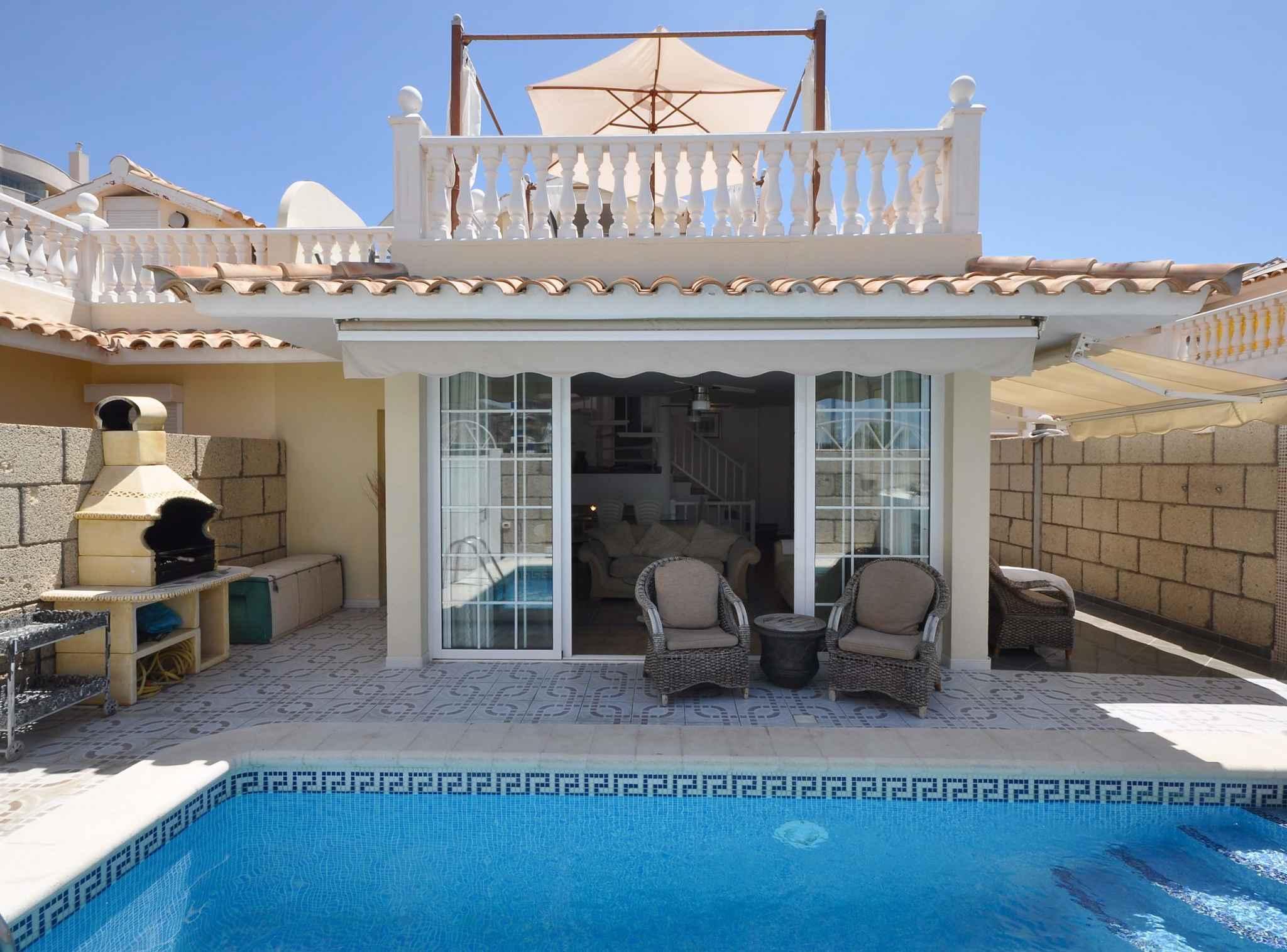 Holiday house mit eigenem Pool und Yacuzzi (1671164), Palm-Mar, Tenerife, Canary Islands, Spain, picture 7