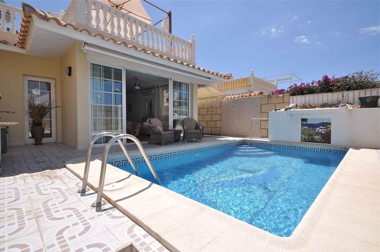 Holiday house mit eigenem Pool und Yacuzzi (1671164), Palm-Mar, Tenerife, Canary Islands, Spain, picture 3