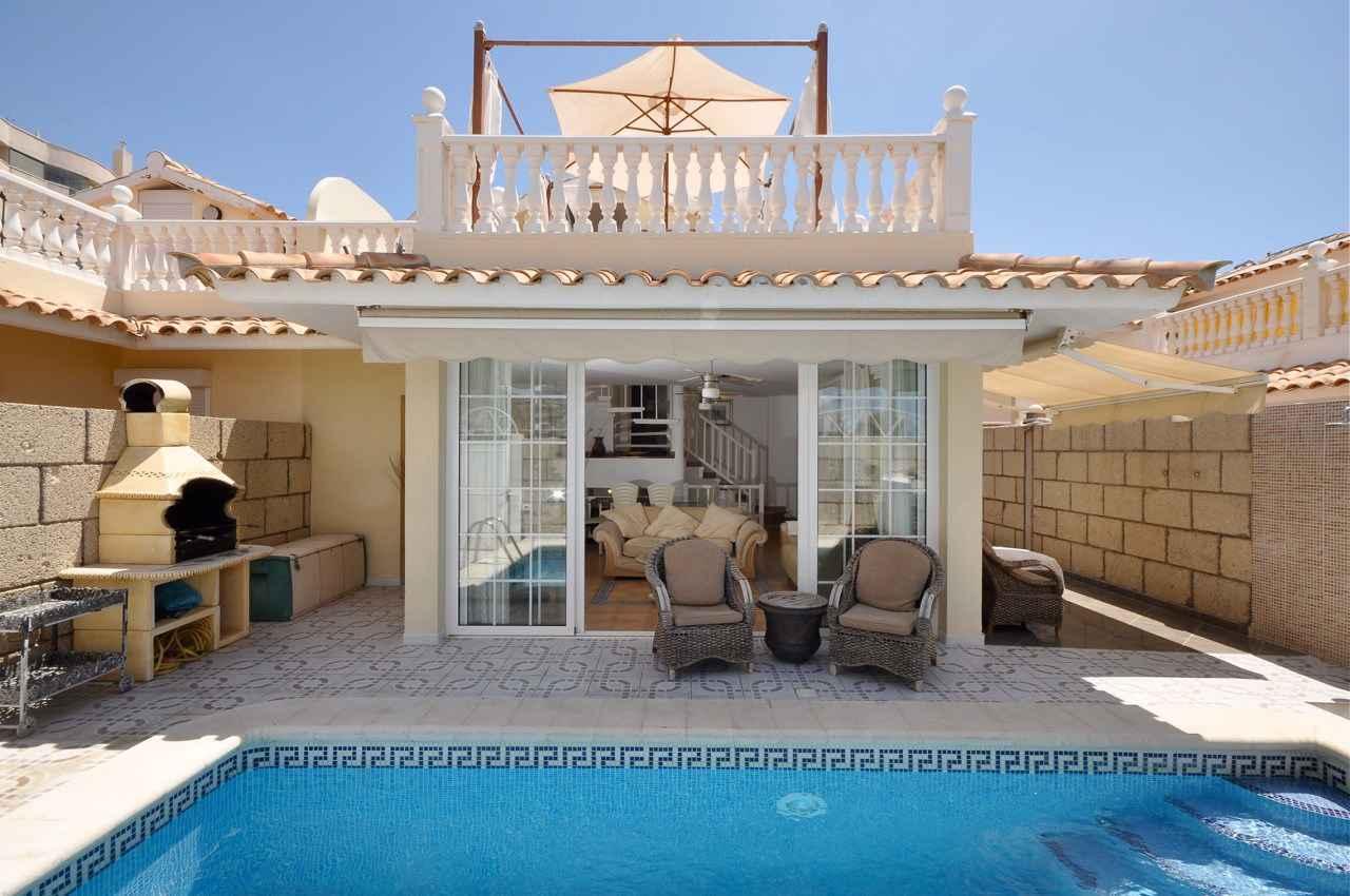 Holiday house mit eigenem Pool und Yacuzzi (1671164), Palm-Mar, Tenerife, Canary Islands, Spain, picture 1