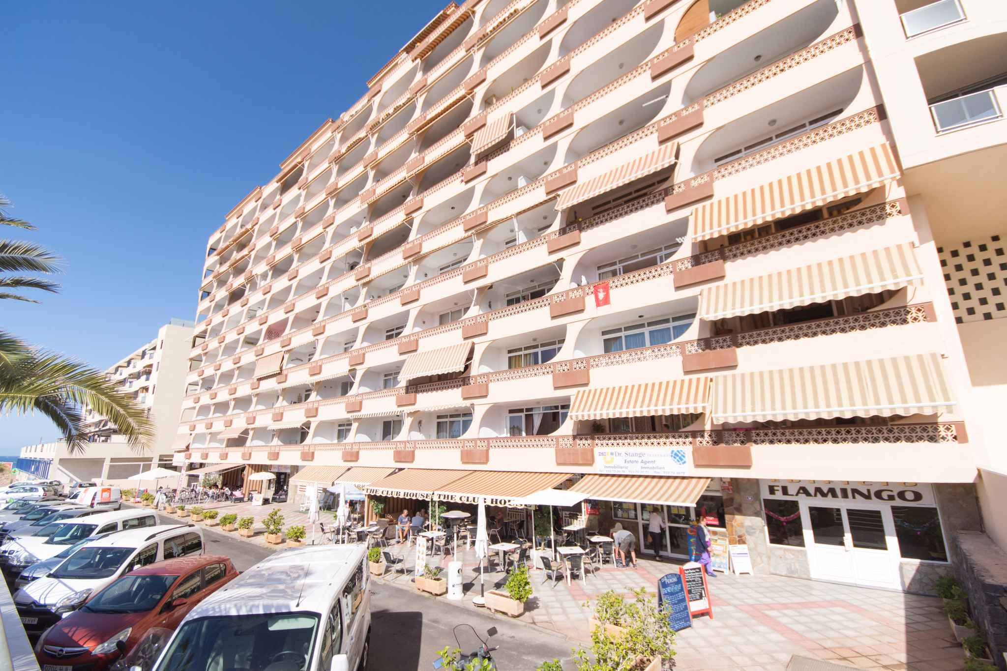 Holiday apartment Penthousewohnung mit freiem Meerblick (1671165), Palm-Mar, Tenerife, Canary Islands, Spain, picture 8