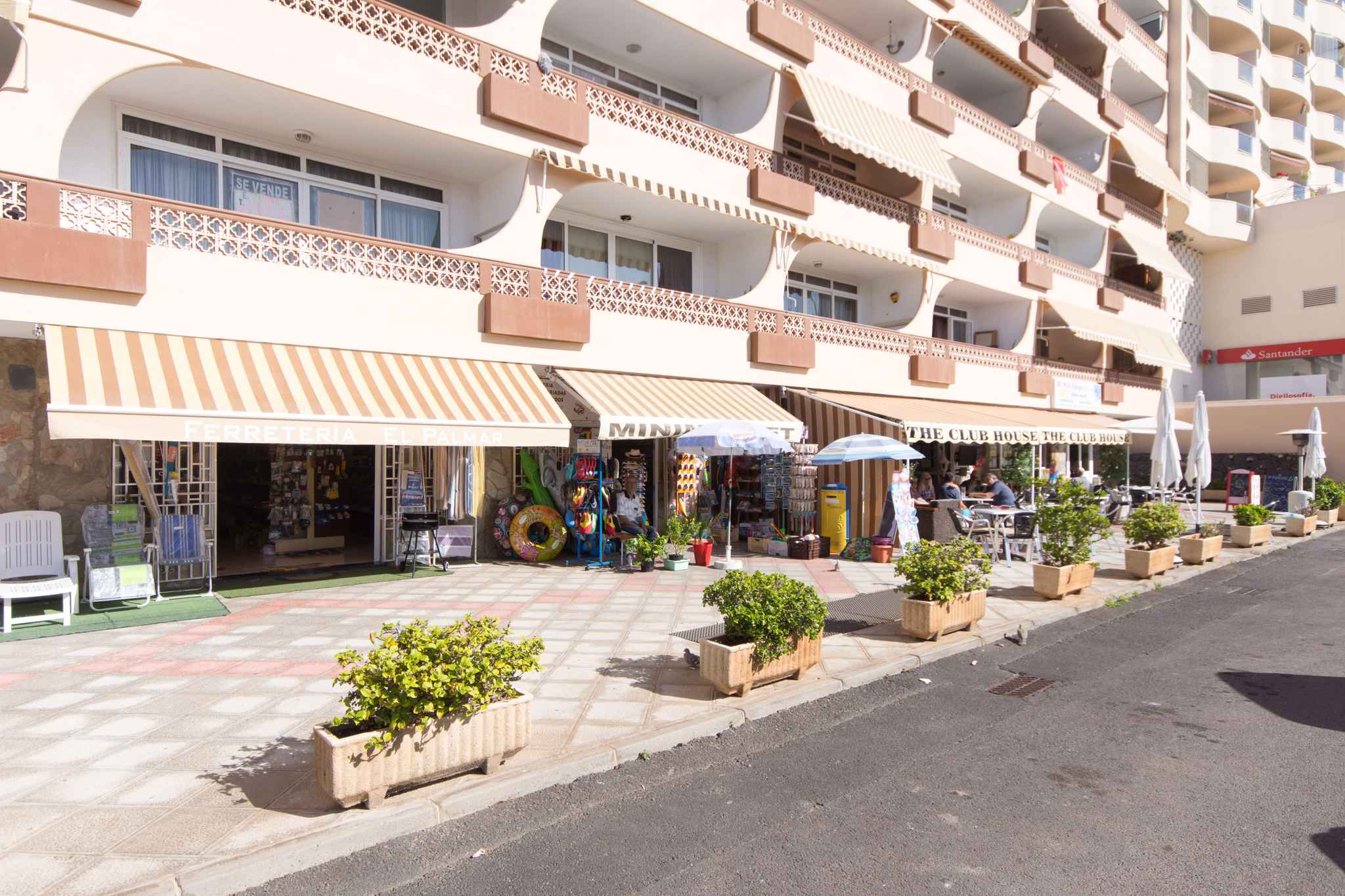 Holiday apartment Penthousewohnung mit freiem Meerblick (1671165), Palm-Mar, Tenerife, Canary Islands, Spain, picture 9