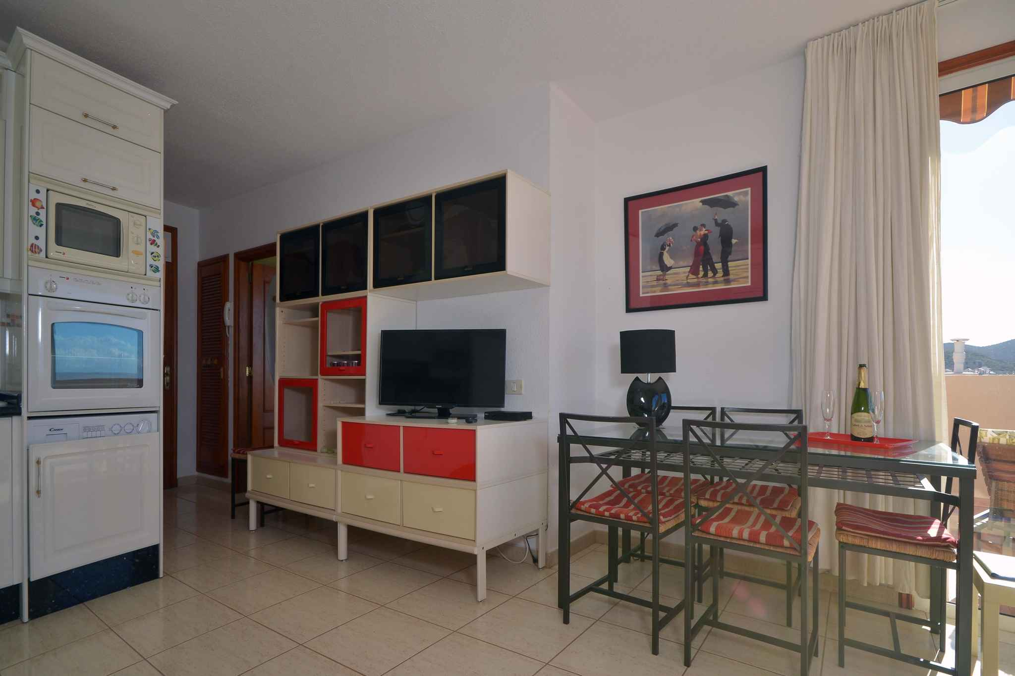 Holiday apartment Penthousewohnung mit freiem Meerblick (1671165), Palm-Mar, Tenerife, Canary Islands, Spain, picture 17