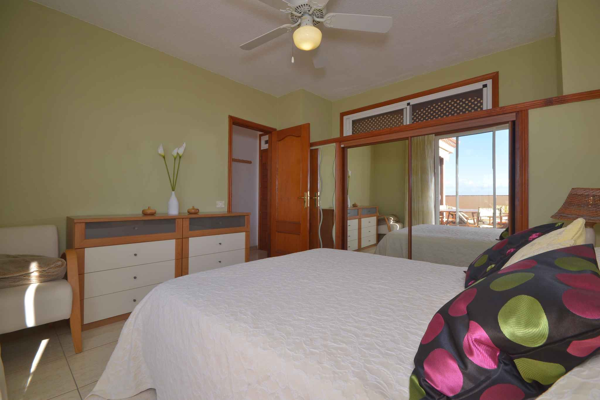 Holiday apartment Penthousewohnung mit freiem Meerblick (1671165), Palm-Mar, Tenerife, Canary Islands, Spain, picture 20