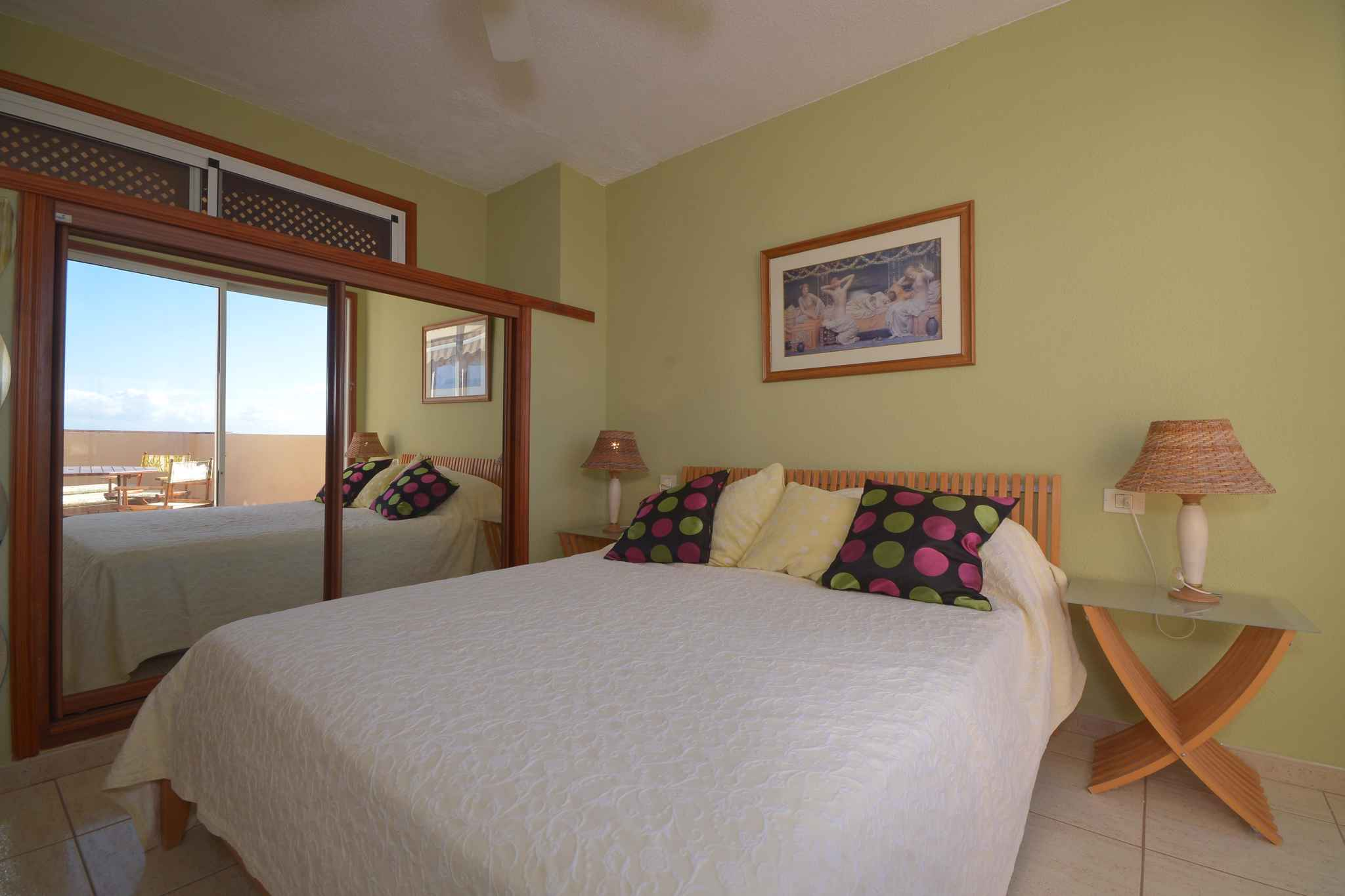 Holiday apartment Penthousewohnung mit freiem Meerblick (1671165), Palm-Mar, Tenerife, Canary Islands, Spain, picture 21