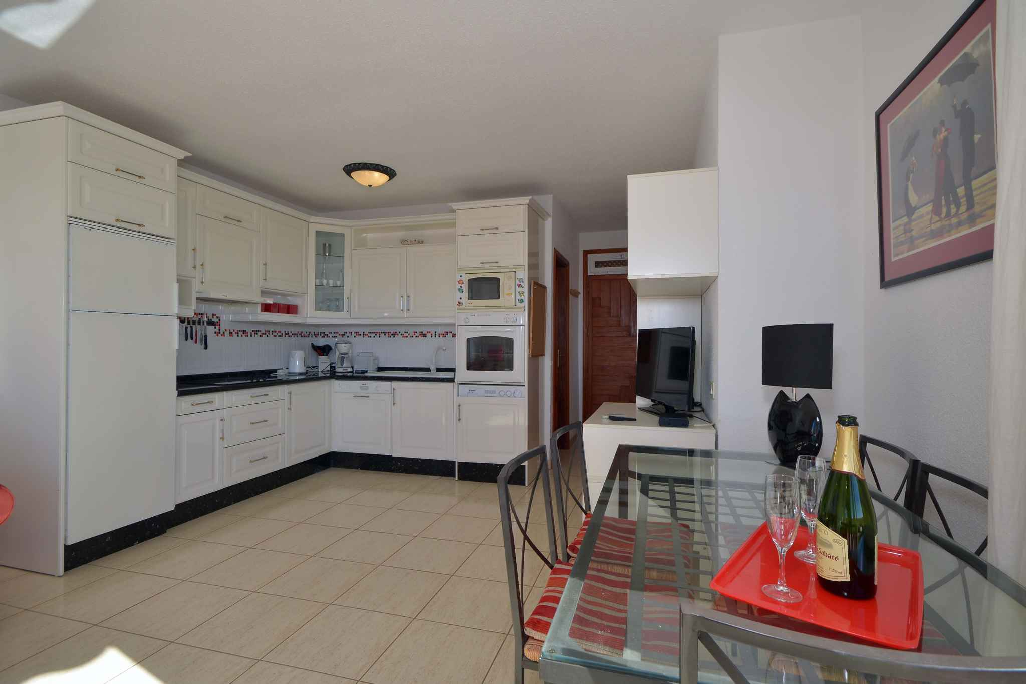 Holiday apartment Penthousewohnung mit freiem Meerblick (1671165), Palm-Mar, Tenerife, Canary Islands, Spain, picture 14