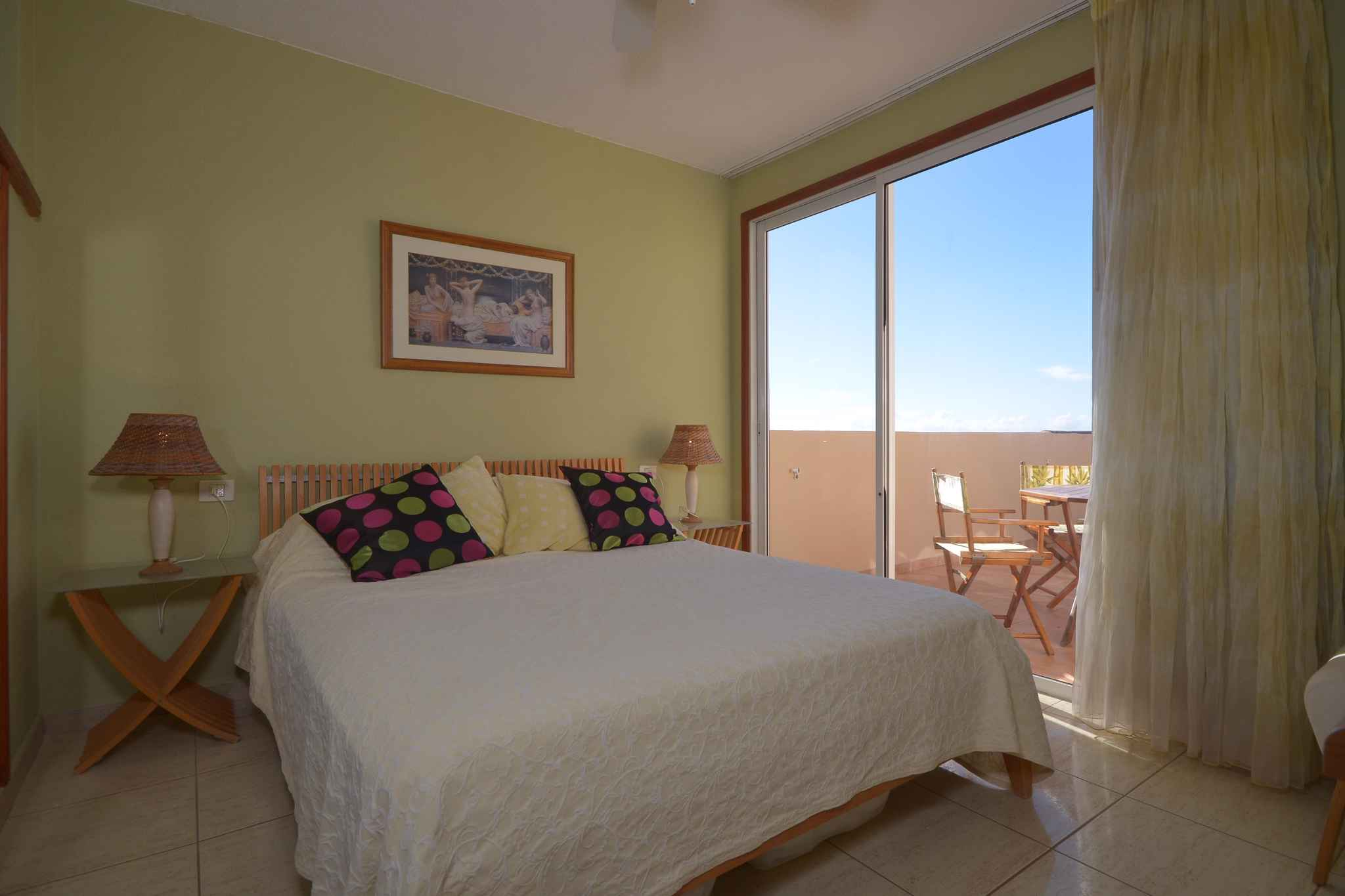 Holiday apartment Penthousewohnung mit freiem Meerblick (1671165), Palm-Mar, Tenerife, Canary Islands, Spain, picture 22
