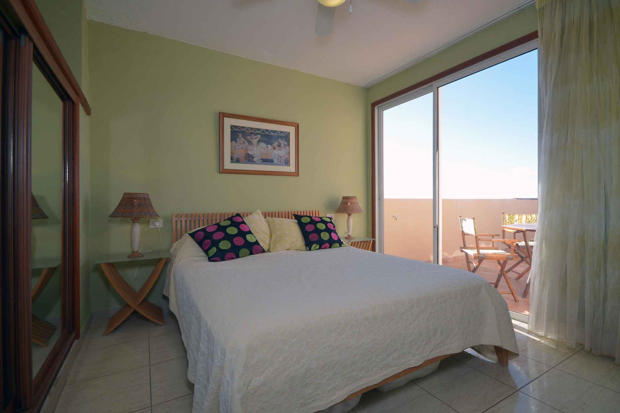 Holiday apartment Penthousewohnung mit freiem Meerblick (1671165), Palm-Mar, Tenerife, Canary Islands, Spain, picture 24