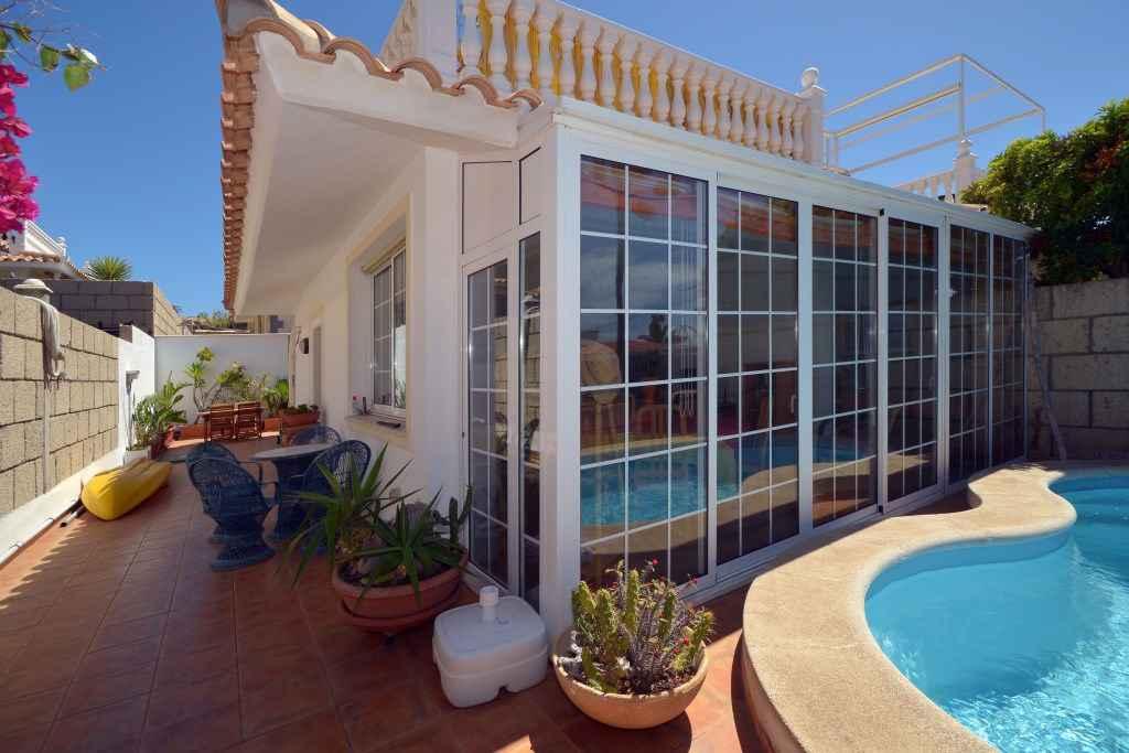 Ferienhaus Villa mit eigenem Außenpool (1671093), Palm-Mar, Teneriffa, Kanarische Inseln, Spanien, Bild 1