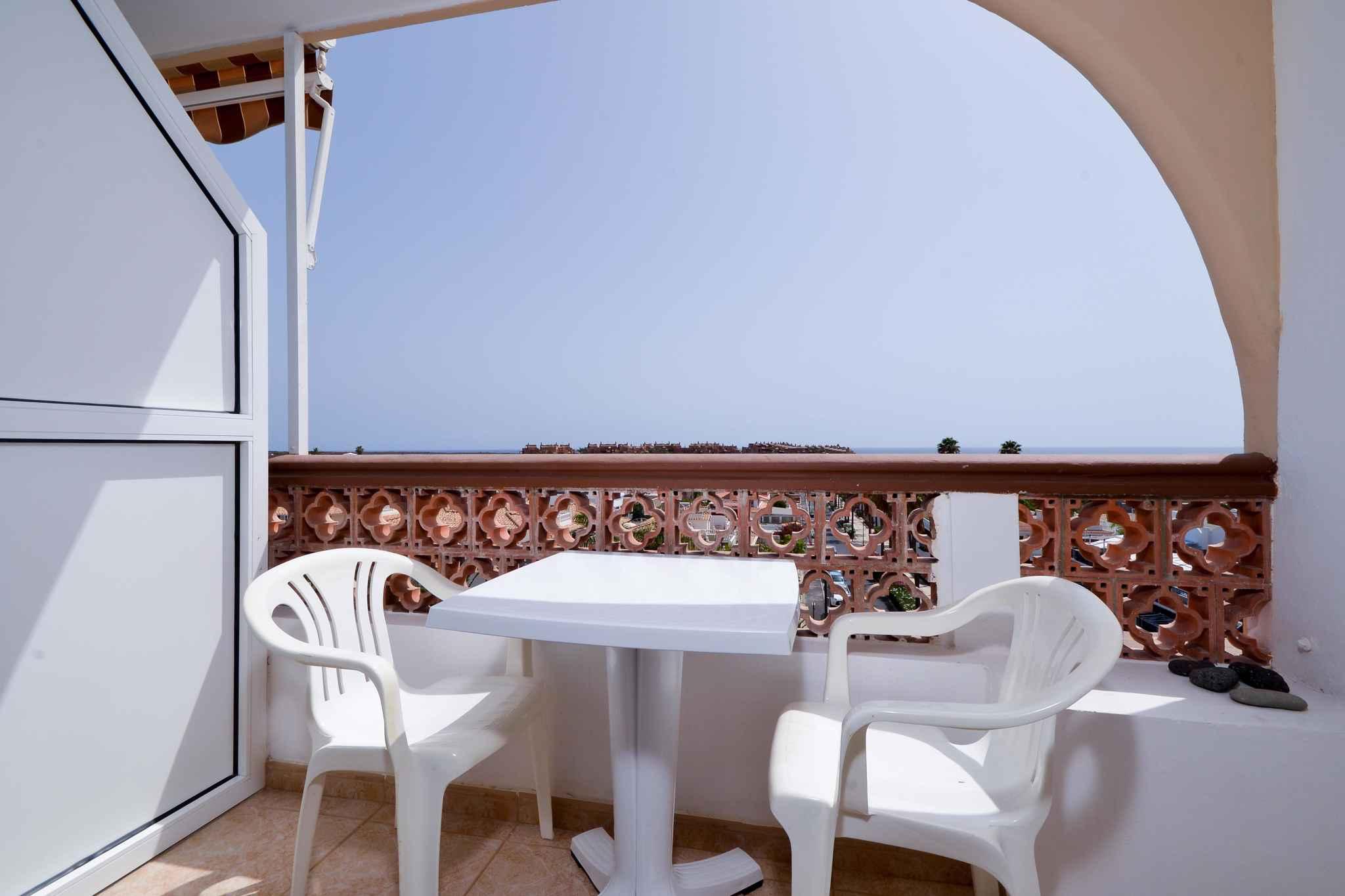 Holiday apartment mit Meerblick und Wifi in Strandnähe (1685535), Palm-Mar, Tenerife, Canary Islands, Spain, picture 5