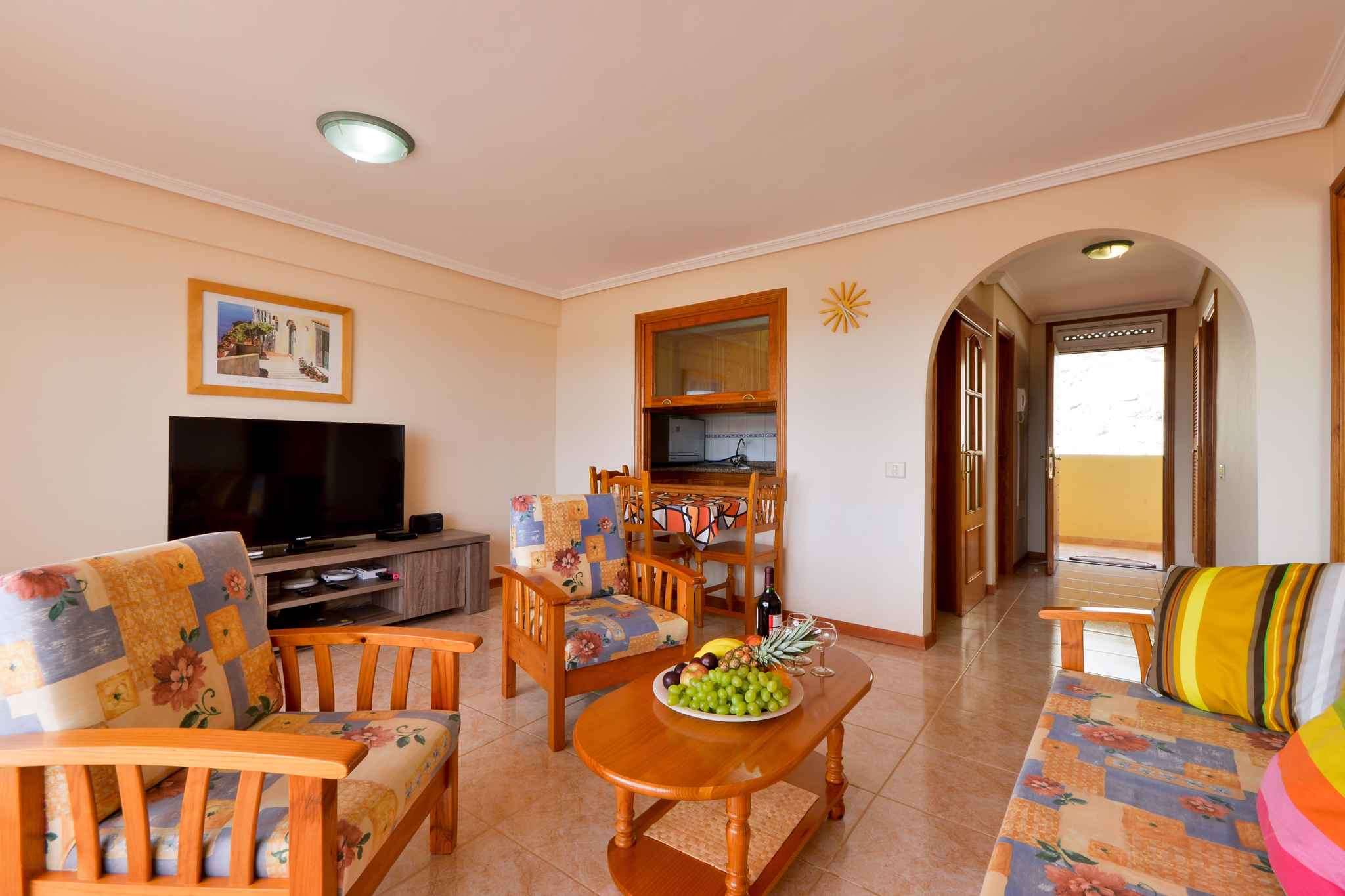 Holiday apartment mit Meerblick und Wifi in Strandnähe (1685535), Palm-Mar, Tenerife, Canary Islands, Spain, picture 19