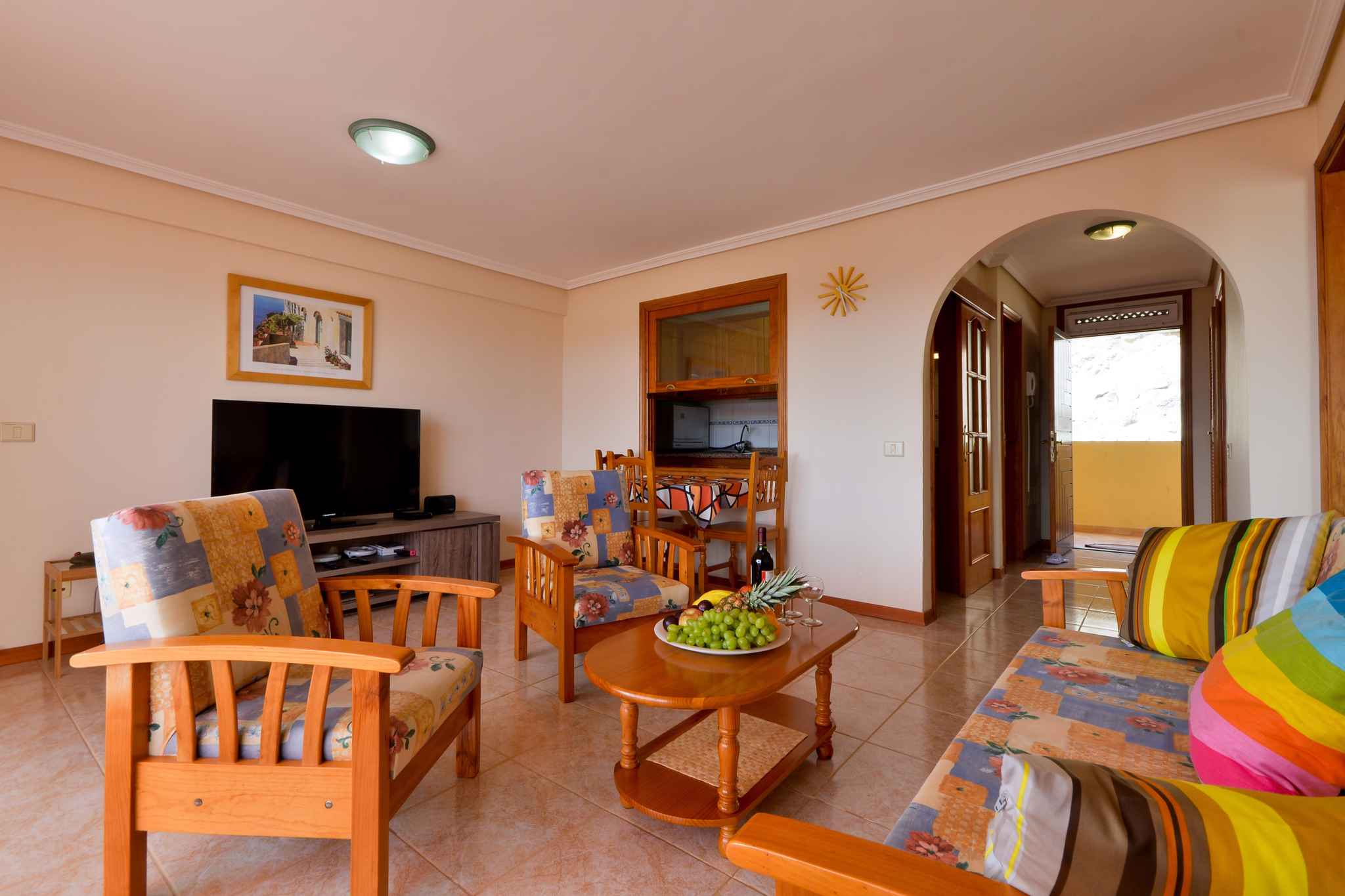 Holiday apartment mit Meerblick und Wifi in Strandnähe (1685535), Palm-Mar, Tenerife, Canary Islands, Spain, picture 20