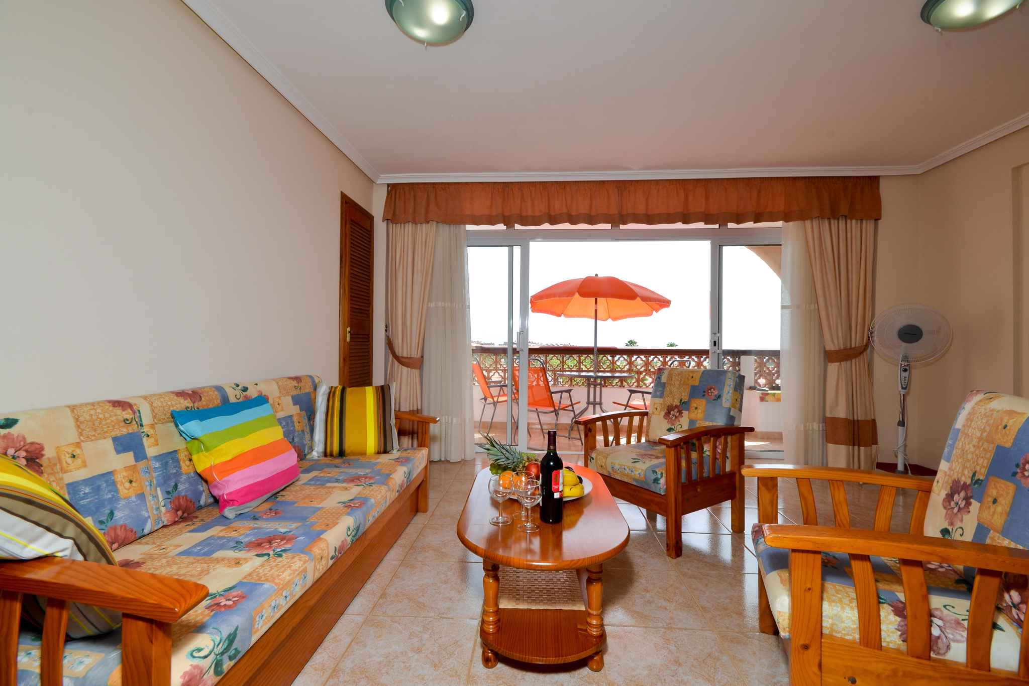 Holiday apartment mit Meerblick und Wifi in Strandnähe (1685535), Palm-Mar, Tenerife, Canary Islands, Spain, picture 21