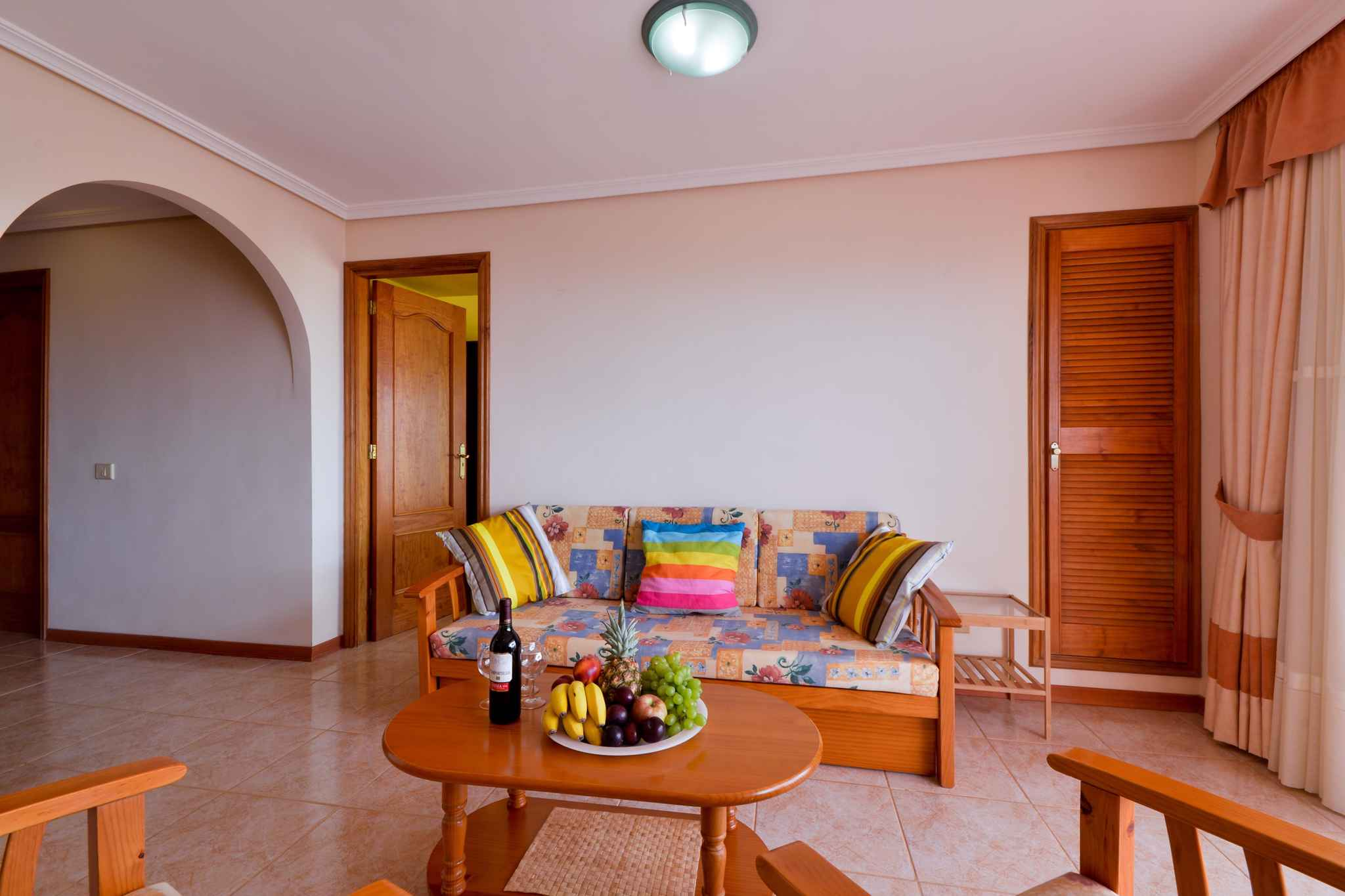 Holiday apartment mit Meerblick und Wifi in Strandnähe (1685535), Palm-Mar, Tenerife, Canary Islands, Spain, picture 22