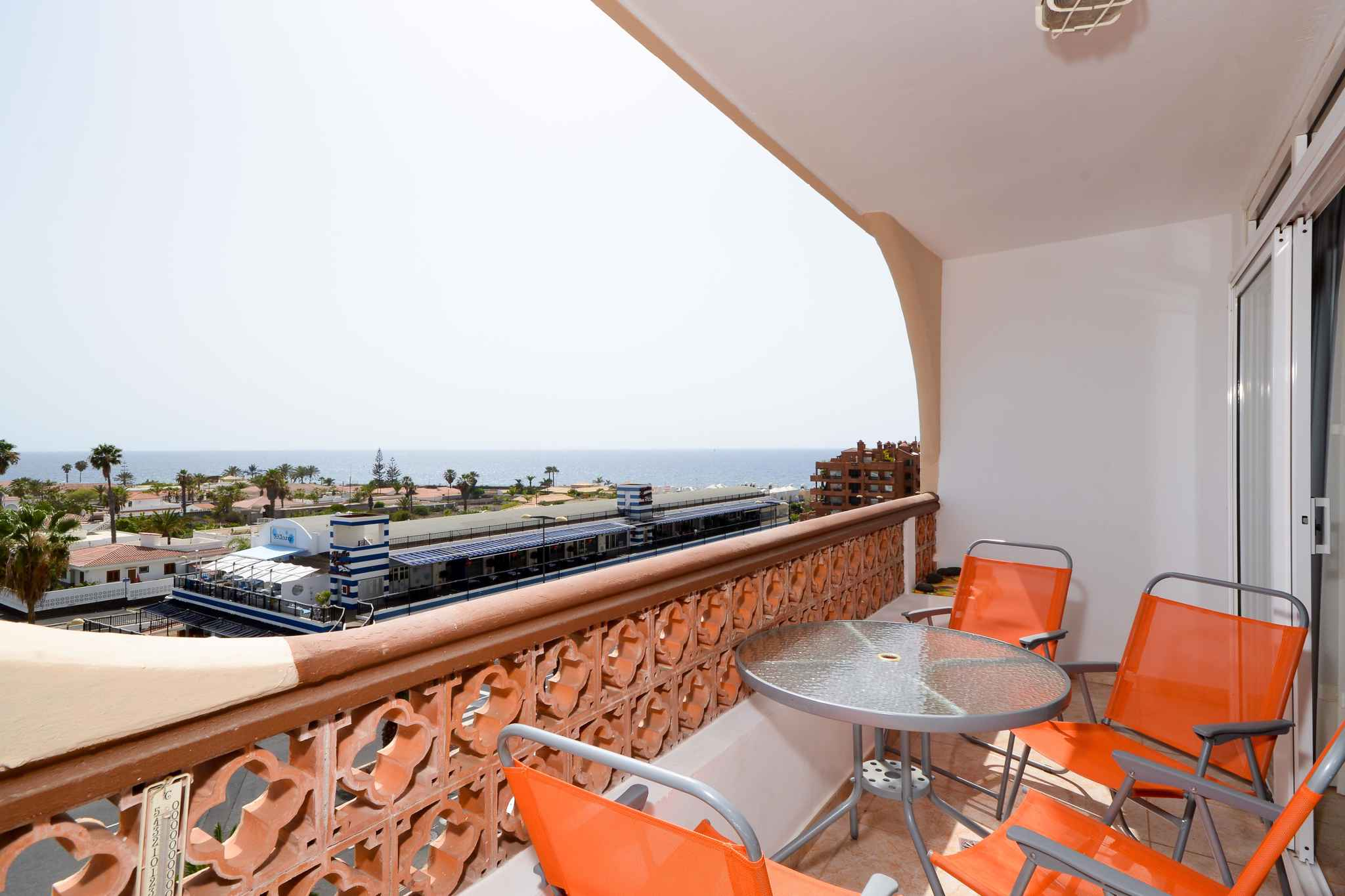 Holiday apartment mit Meerblick und Wifi in Strandnähe (1685535), Palm-Mar, Tenerife, Canary Islands, Spain, picture 4
