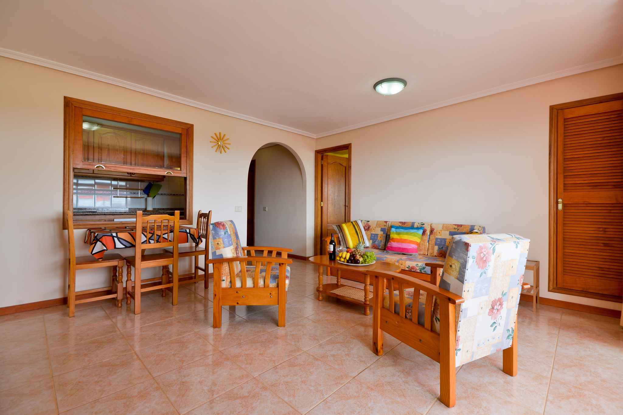 Holiday apartment mit Meerblick und Wifi in Strandnähe (1685535), Palm-Mar, Tenerife, Canary Islands, Spain, picture 23