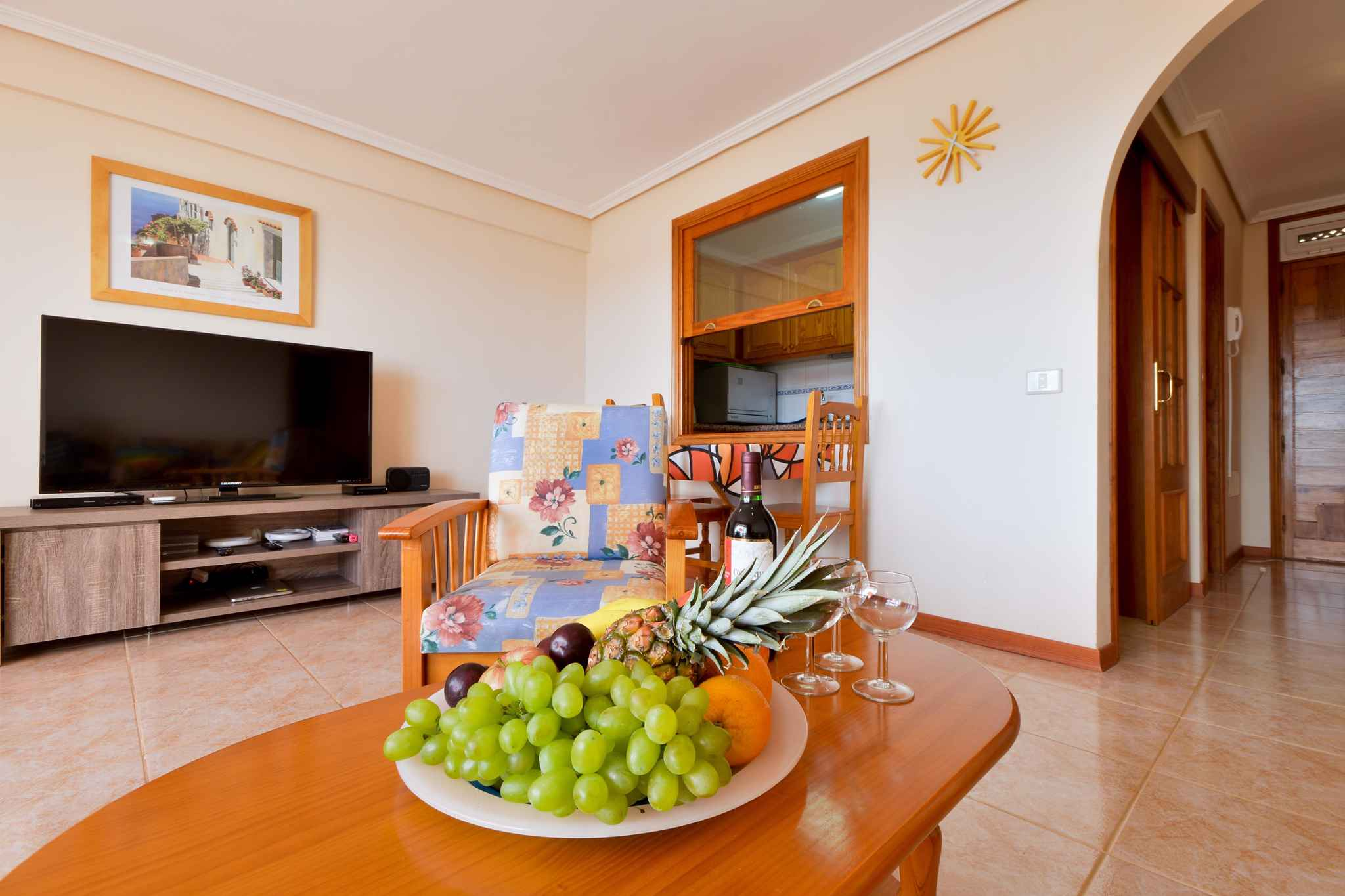 Holiday apartment mit Meerblick und Wifi in Strandnähe (1685535), Palm-Mar, Tenerife, Canary Islands, Spain, picture 24
