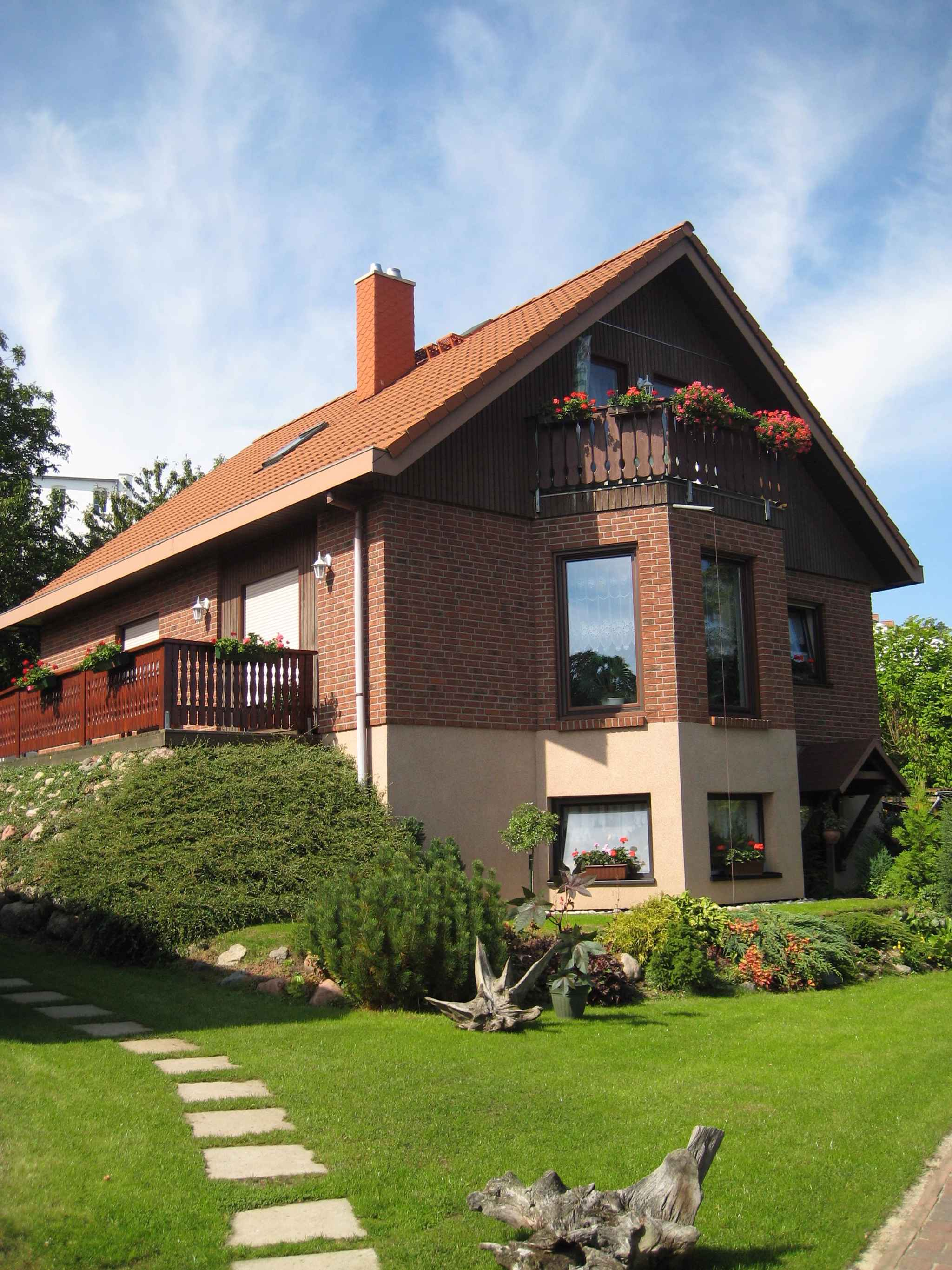 Ferienhaus Hütte mit Terrasse und Garten (317258), Putbus, Rügen, Mecklenburg-Vorpommern, Deutschland, Bild 4