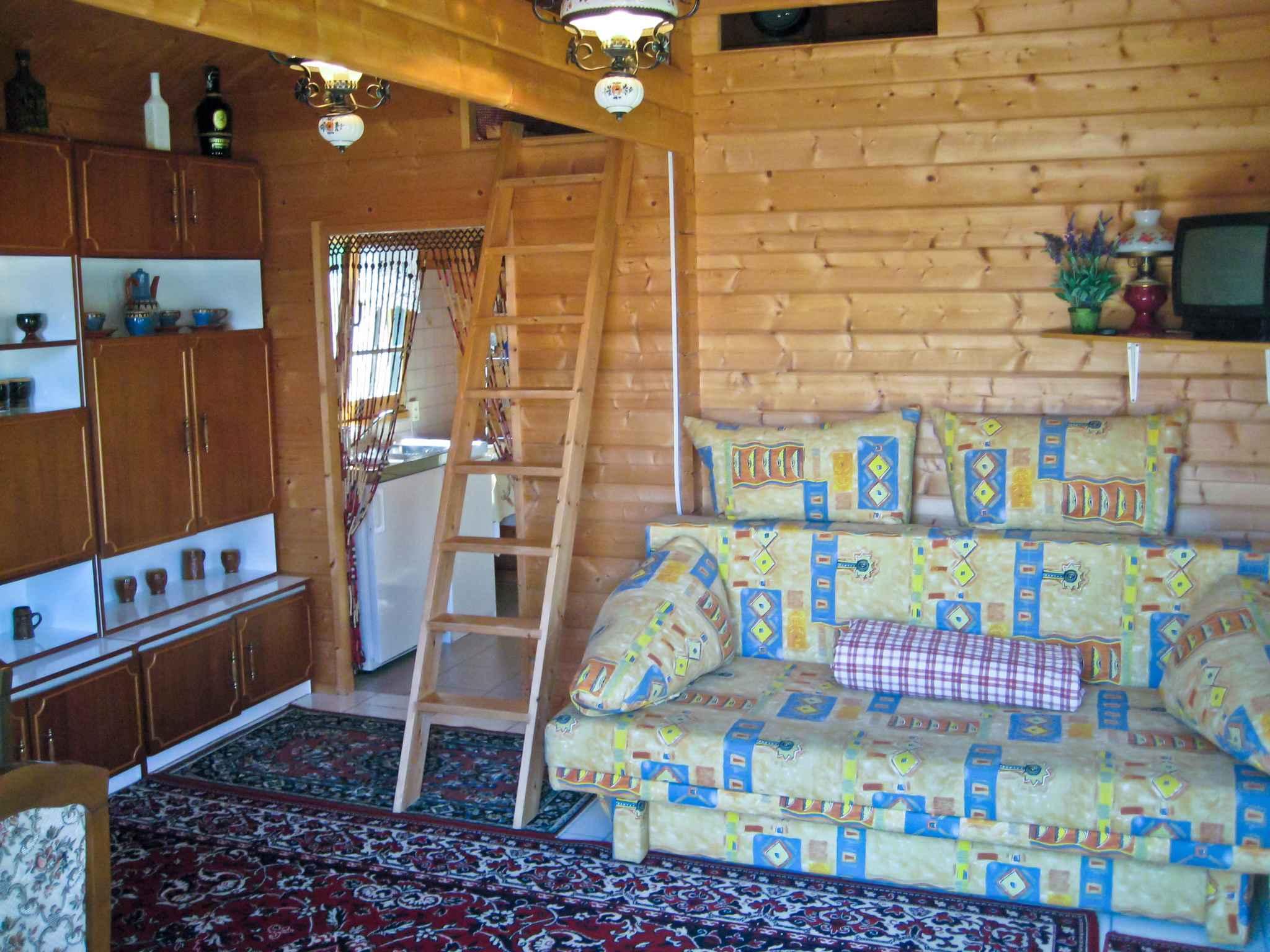 Ferienhaus Hütte mit Terrasse und Garten (317258), Putbus, Rügen, Mecklenburg-Vorpommern, Deutschland, Bild 11