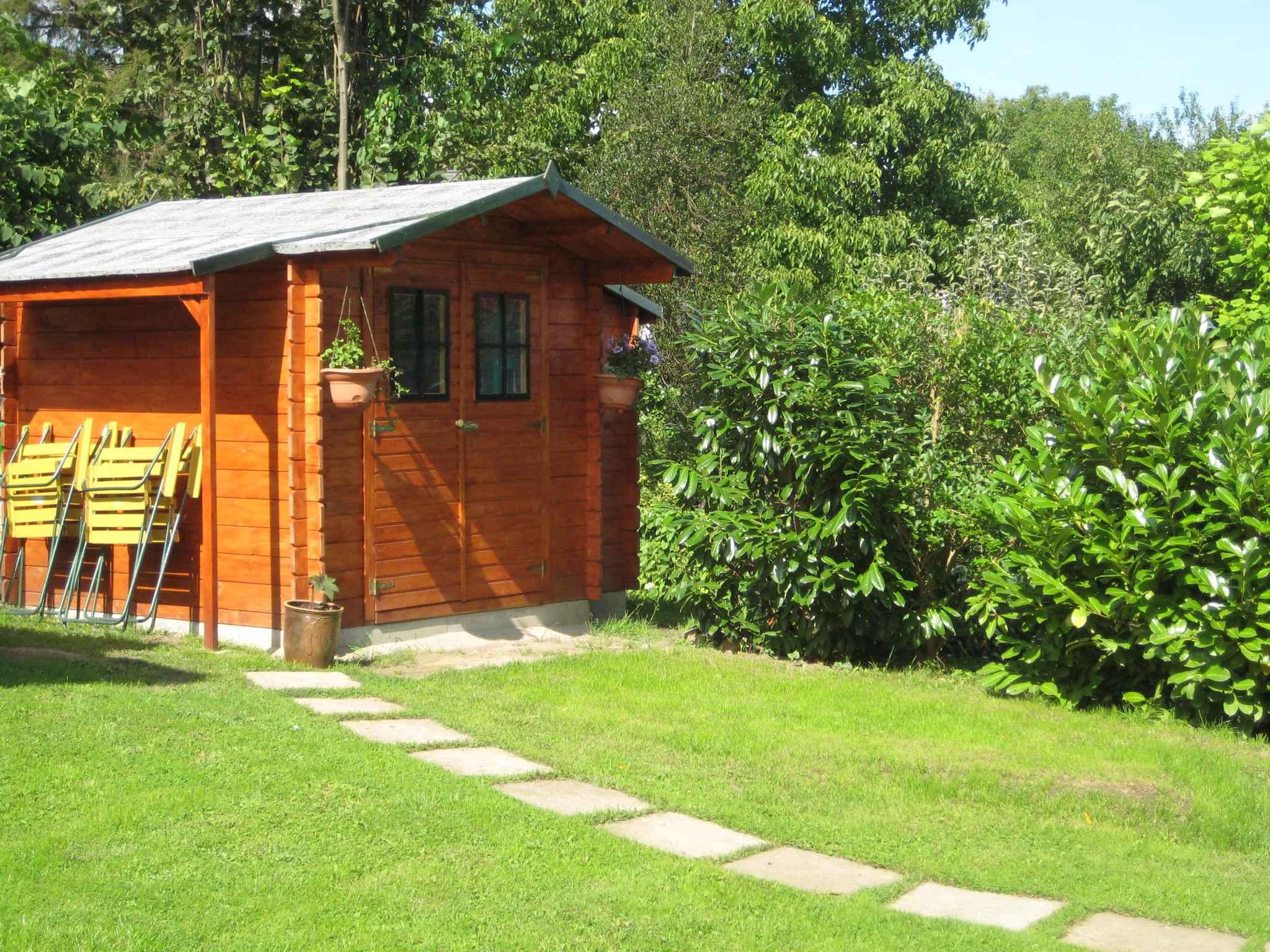 Ferienhaus Hütte mit Terrasse und Garten (317258), Putbus, Rügen, Mecklenburg-Vorpommern, Deutschland, Bild 3