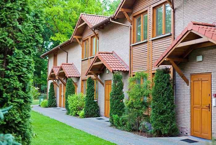 Ferienwohnung mit Terrasse Ferienhaus in Polen