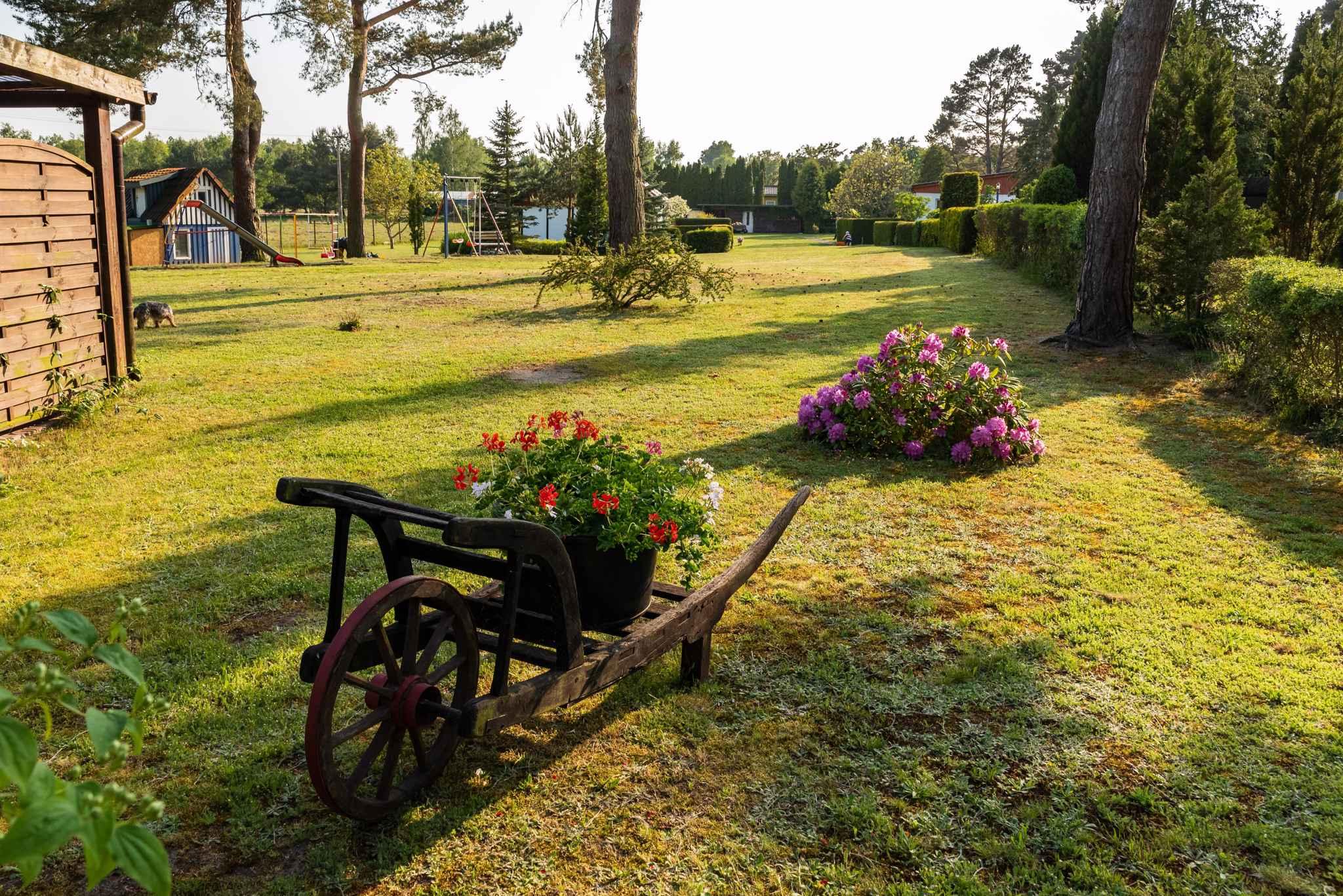 Ferienhaus Bungalow mit Terrasse und Garten (356789), Fuhlendorf, Ostseeküste Mecklenburg-Vorpommern, Mecklenburg-Vorpommern, Deutschland, Bild 4
