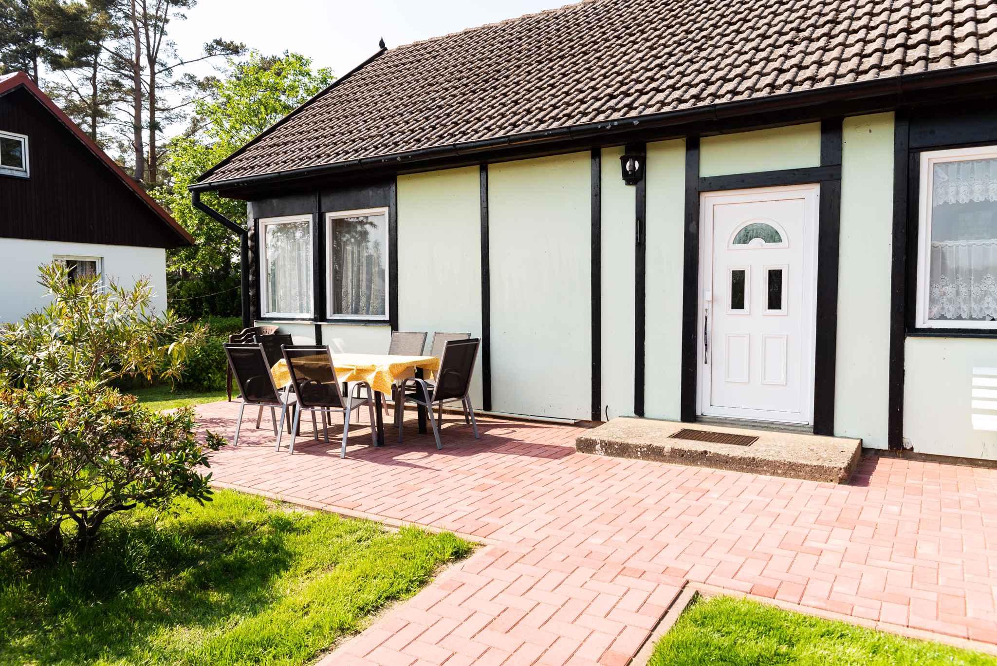 Ferienhaus Bungalow mit Terrasse und Garten (365438), Fuhlendorf, Ostseeküste Mecklenburg-Vorpommern, Mecklenburg-Vorpommern, Deutschland, Bild 2