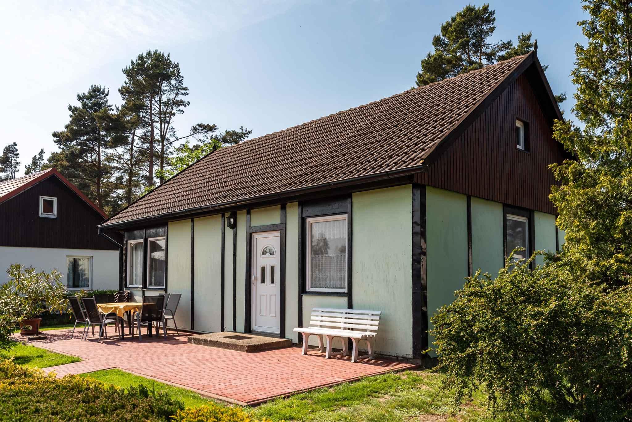 Ferienhaus Bungalow mit Terrasse und Garten (365438), Fuhlendorf, Ostseeküste Mecklenburg-Vorpommern, Mecklenburg-Vorpommern, Deutschland, Bild 3