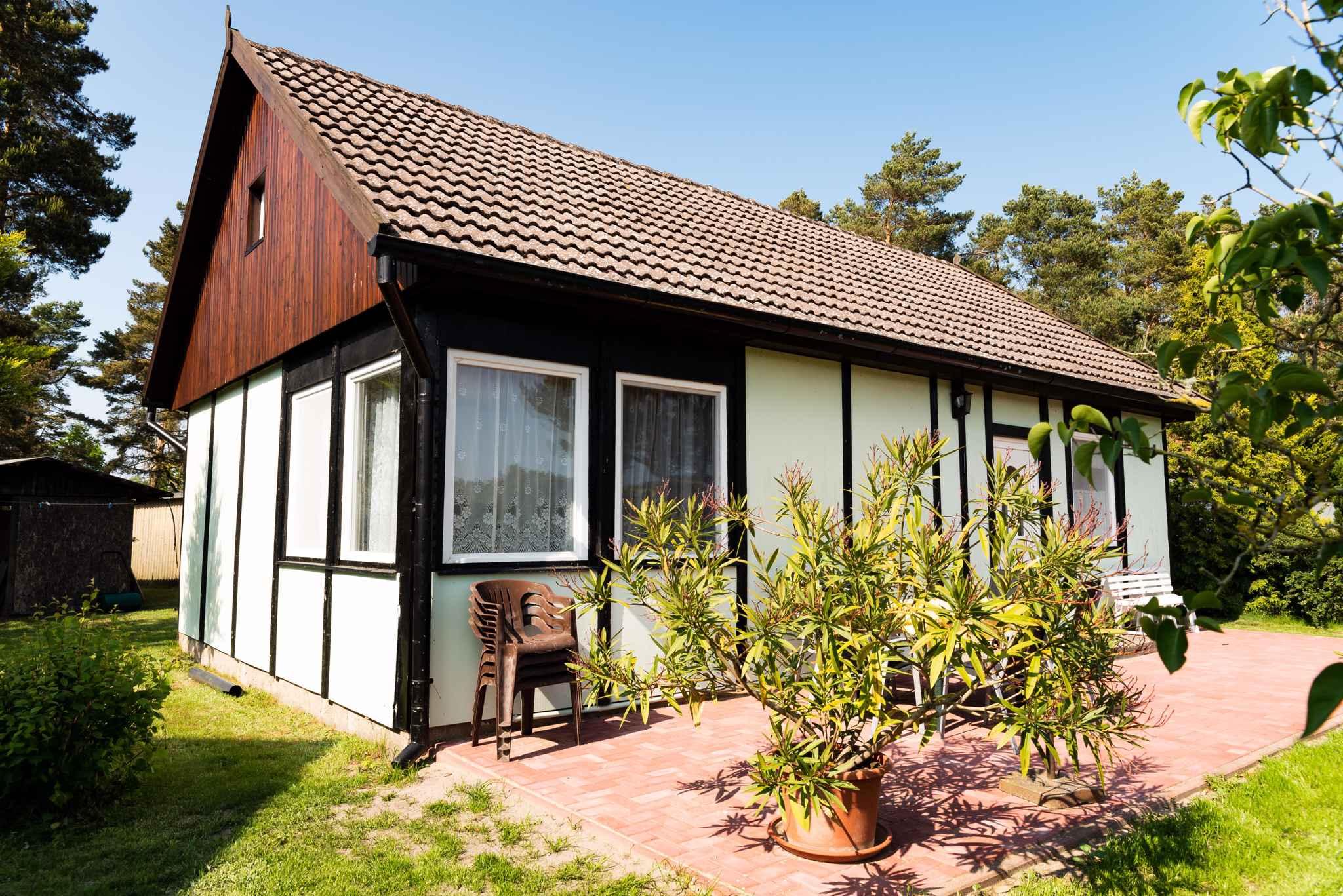 Ferienhaus Bungalow mit Terrasse und Garten (365438), Fuhlendorf, Ostseeküste Mecklenburg-Vorpommern, Mecklenburg-Vorpommern, Deutschland, Bild 4