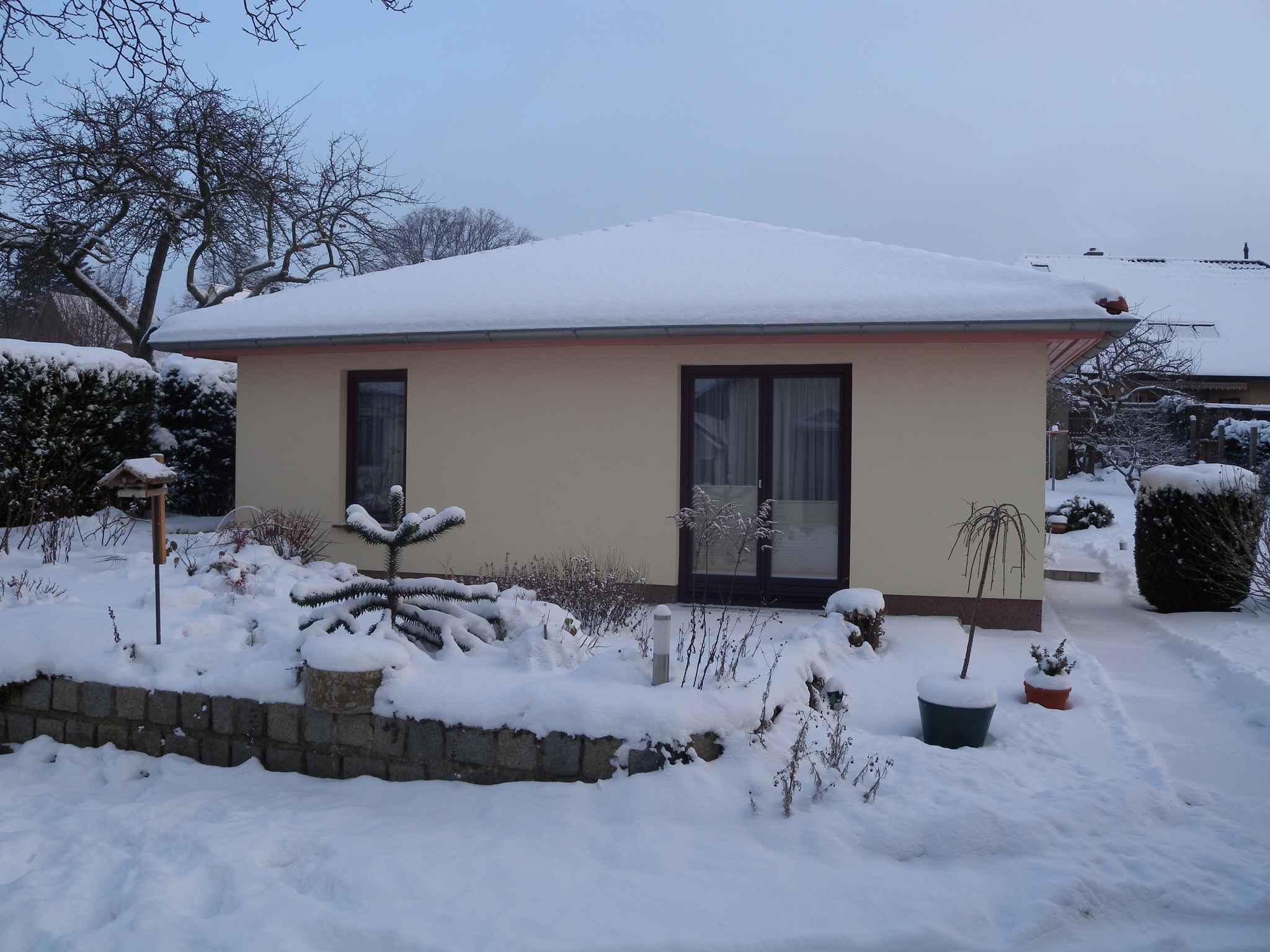 Ferienhaus Bungalow Ferienhaus mit Terrasse und Garten (358672), Bergen (Rügen), Rügen, Mecklenburg-Vorpommern, Deutschland, Bild 6