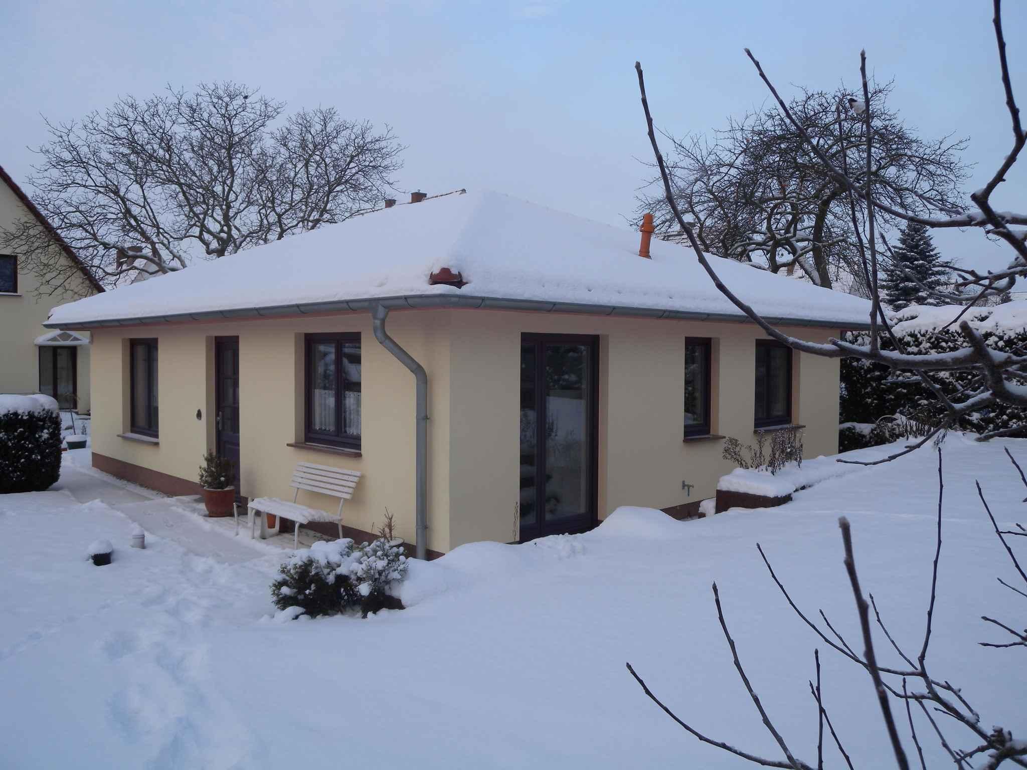 Ferienhaus Bungalow Ferienhaus mit Terrasse und Garten (358672), Bergen (Rügen), Rügen, Mecklenburg-Vorpommern, Deutschland, Bild 7