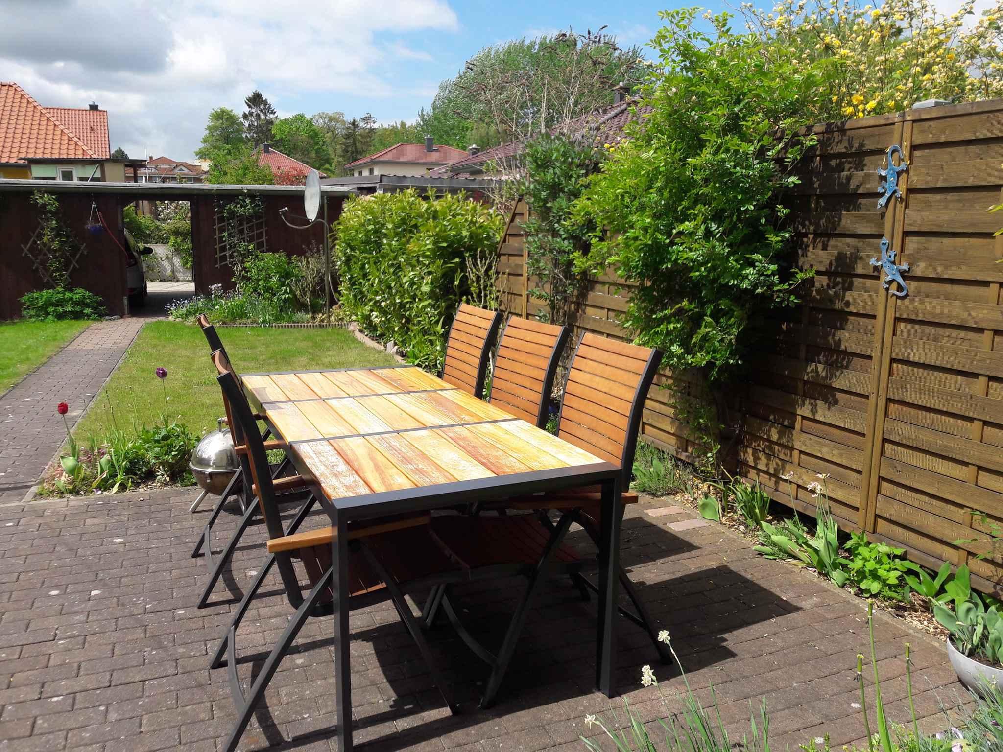 Ferienwohnung mit Terrasse im Garten (342658), Stralsund (Stadt), Stralsund, Mecklenburg-Vorpommern, Deutschland, Bild 4