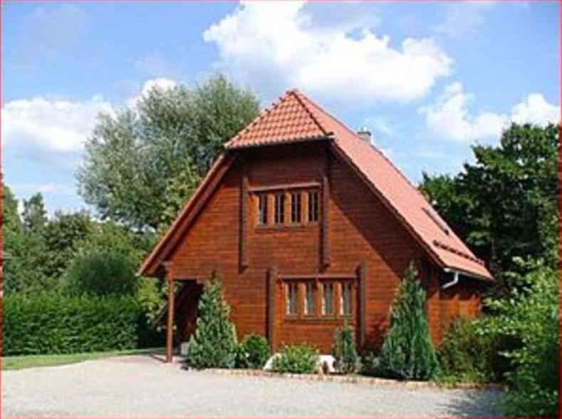 Ferienhaus mit Sauna und Garten mit Kinderspielpla Ferienhaus in Thüringen