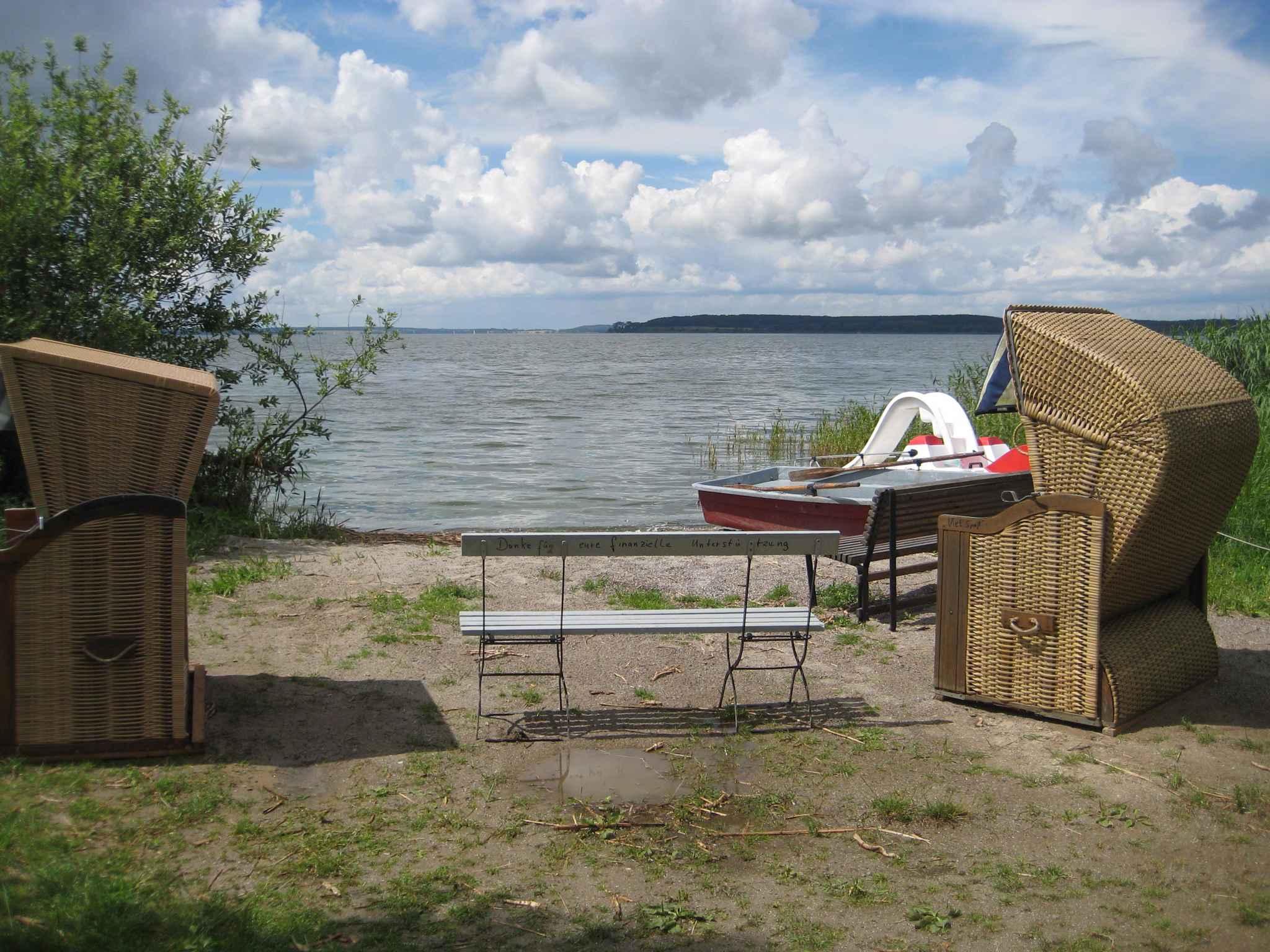 Ferienwohnung Studio mit Terrasse nur 200 m zum Naturstrand an der Peene (334506), Warthe, Usedom, Mecklenburg-Vorpommern, Deutschland, Bild 14