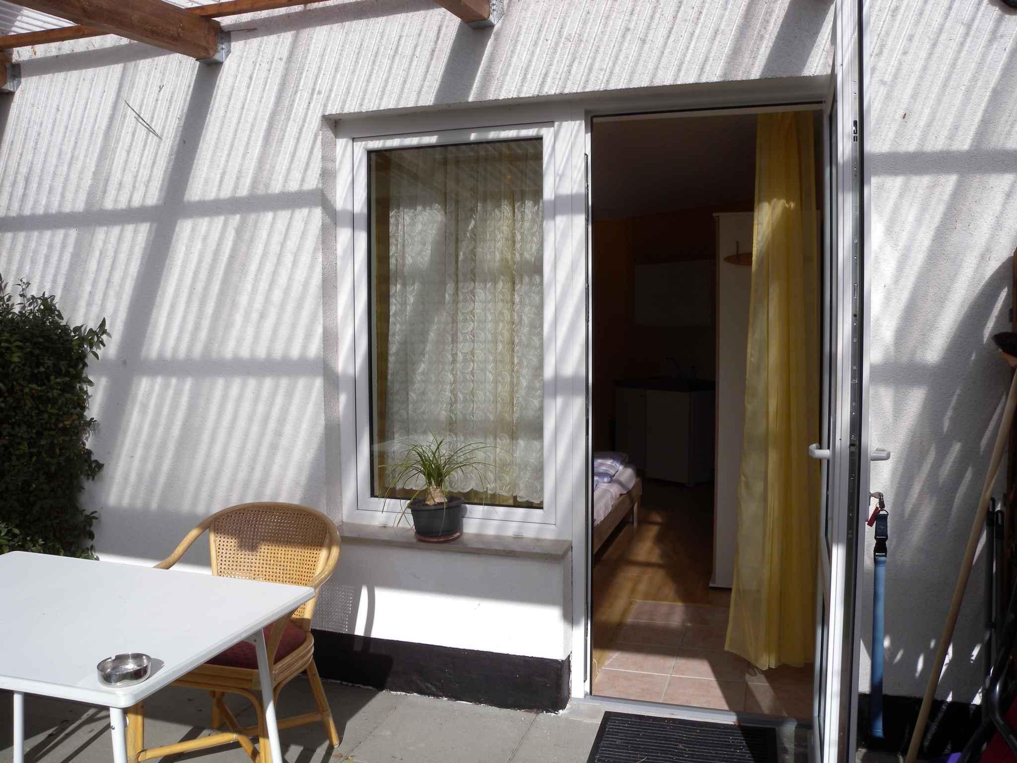 Ferienwohnung Studio mit Terrasse nur 200 m zum Naturstrand an der Peene (334506), Warthe, Usedom, Mecklenburg-Vorpommern, Deutschland, Bild 4