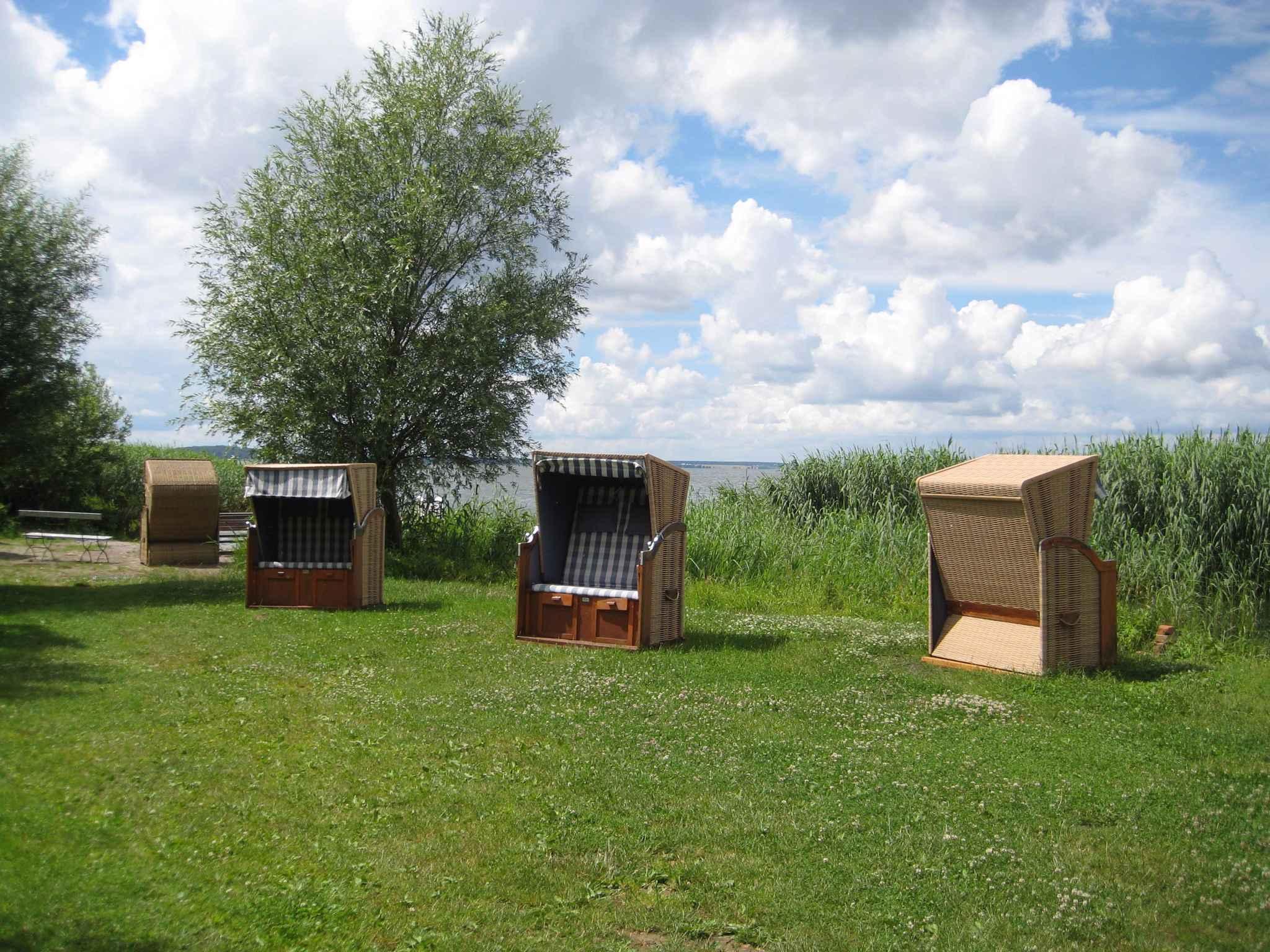 Ferienwohnung Studio mit Terrasse nur 200 m zum Naturstrand an der Peene (334506), Warthe, Usedom, Mecklenburg-Vorpommern, Deutschland, Bild 15
