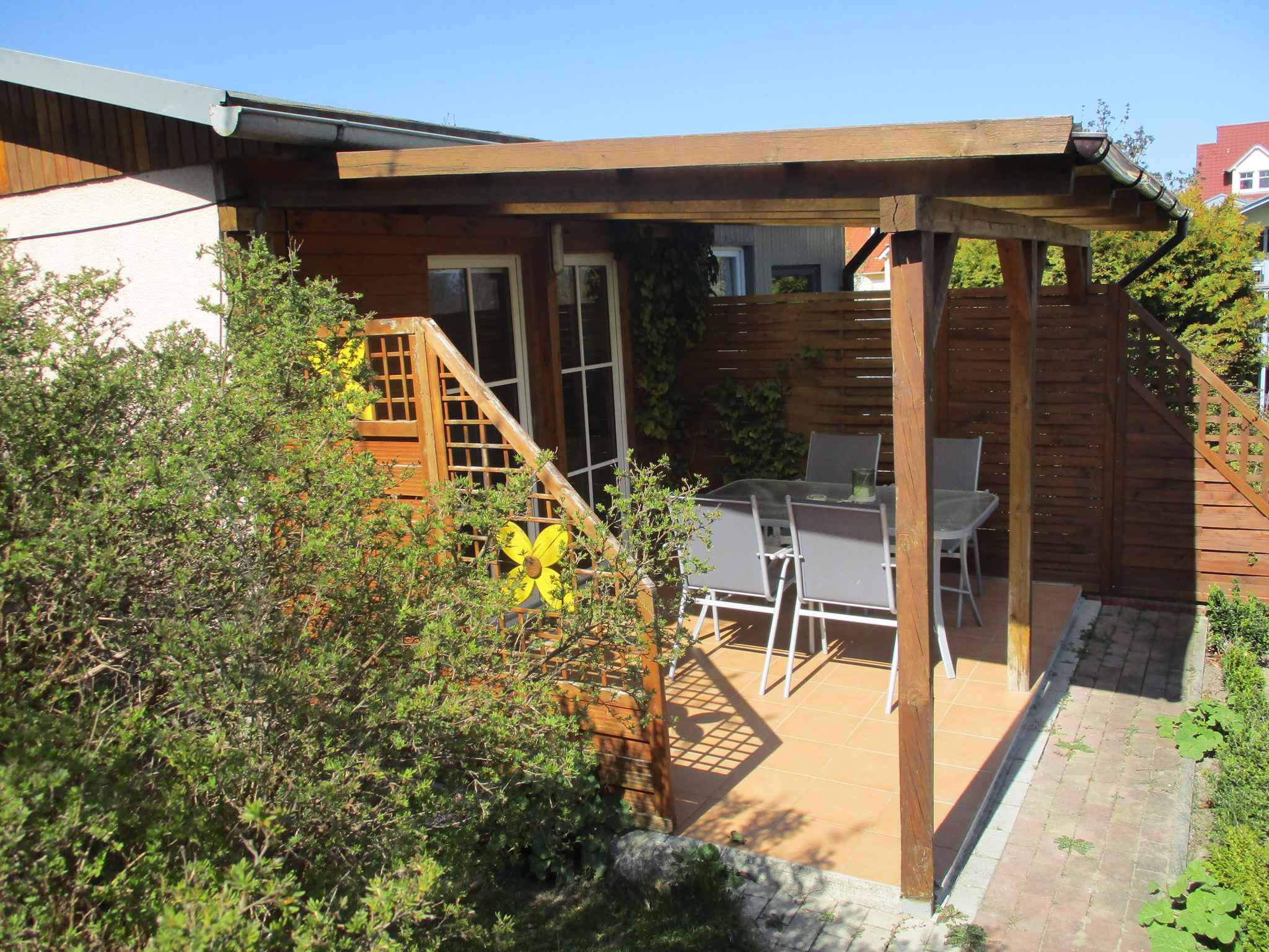 Ferienhaus mit überdachter Terrasse, 600 m zum Ostseestrand (317764), Göhren, Rügen, Mecklenburg-Vorpommern, Deutschland, Bild 8