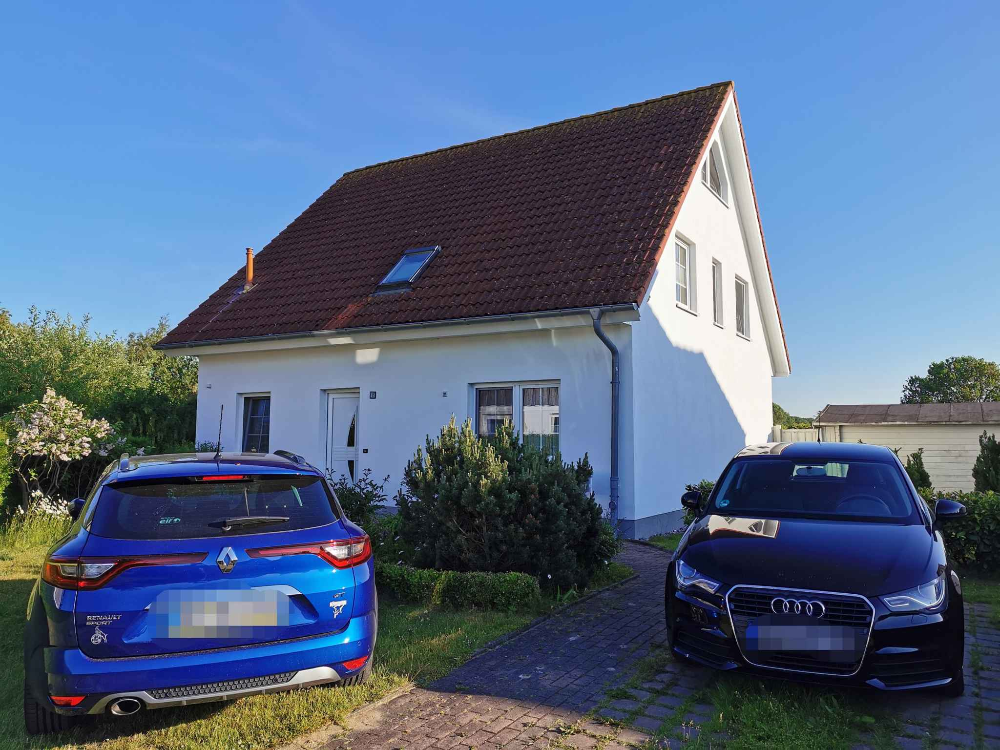 Ferienwohnung mit Garten, direkt im Kranichrastgebiet (360789), Klausdorf, Stralsund, Mecklenburg-Vorpommern, Deutschland, Bild 10