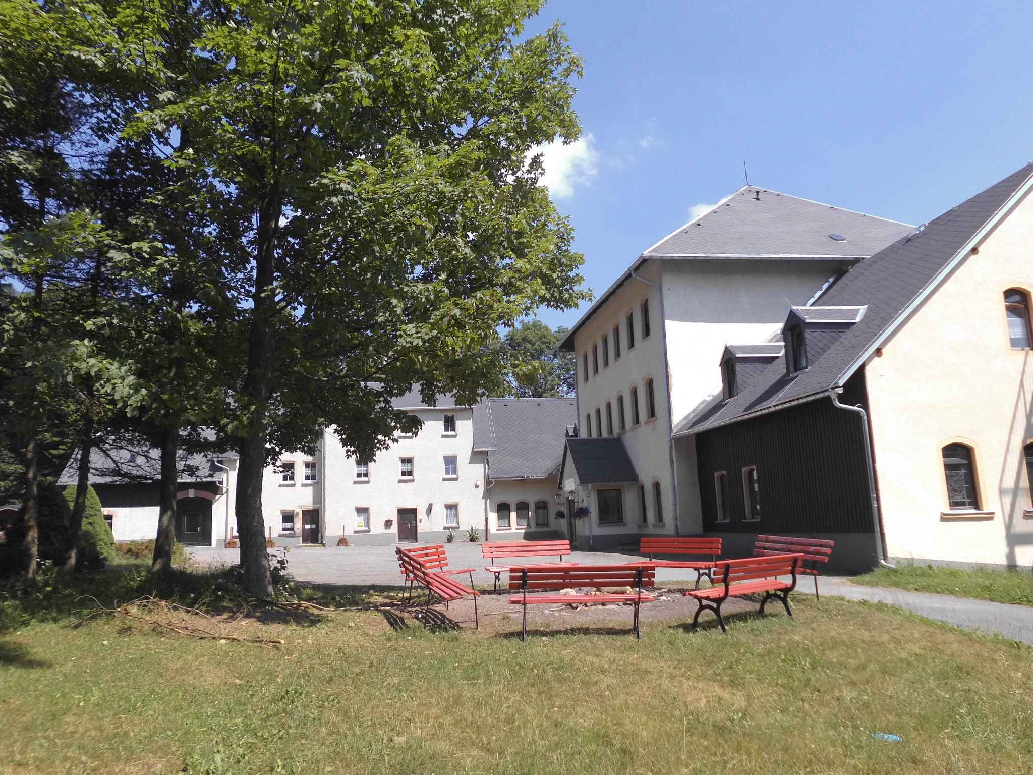 Holiday apartment in ruhiger Waldrandlage (322516), Sayda, The Ore Mountains, Saxony, Germany, picture 6