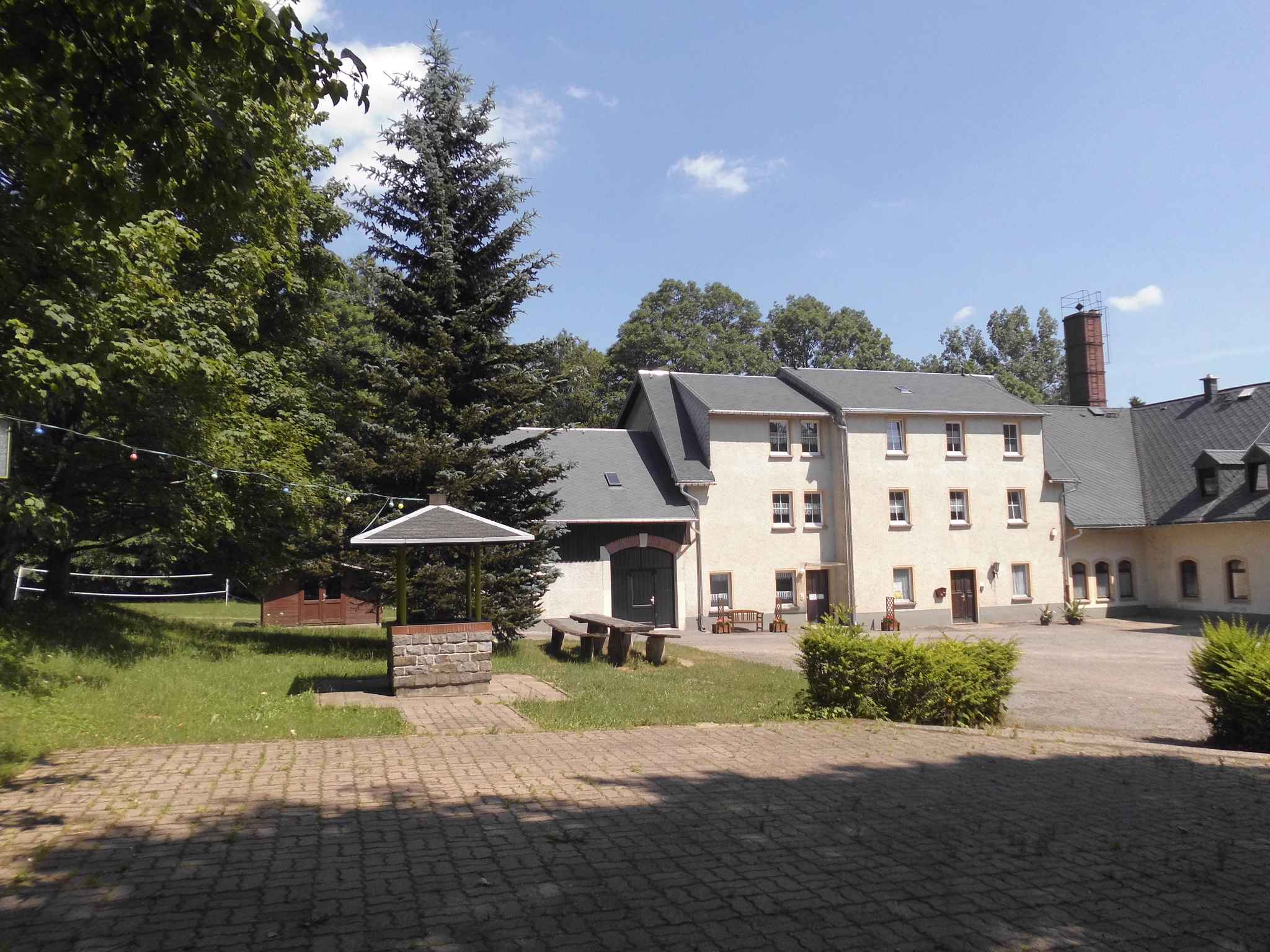 Holiday apartment in ruhiger Waldrandlage (322516), Sayda, The Ore Mountains, Saxony, Germany, picture 3