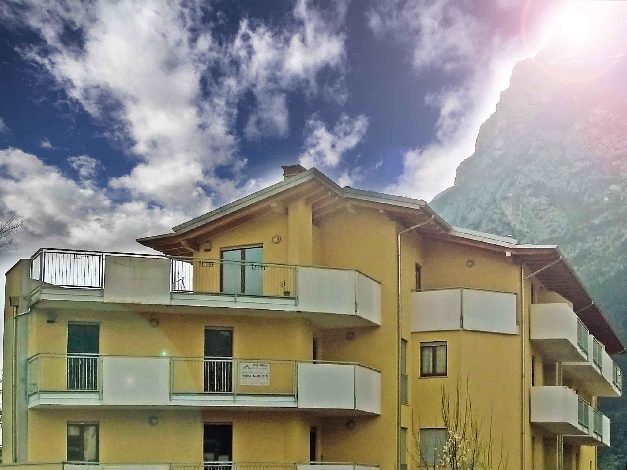 Ferienwohnung mit Terrasse und Parkplatz   Riva del Garda