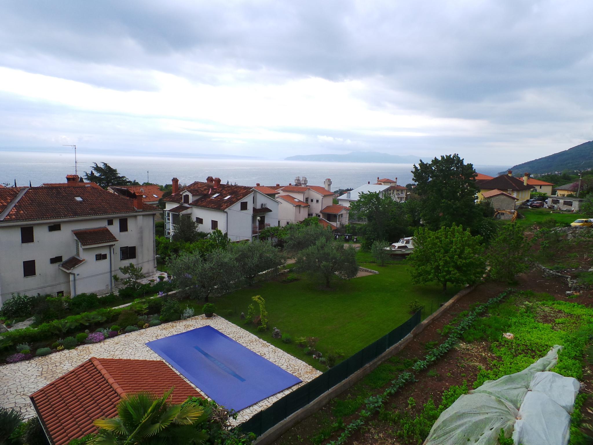 Ferienwohnung Mit Klimaanlage und Terrasse  in Kroatien