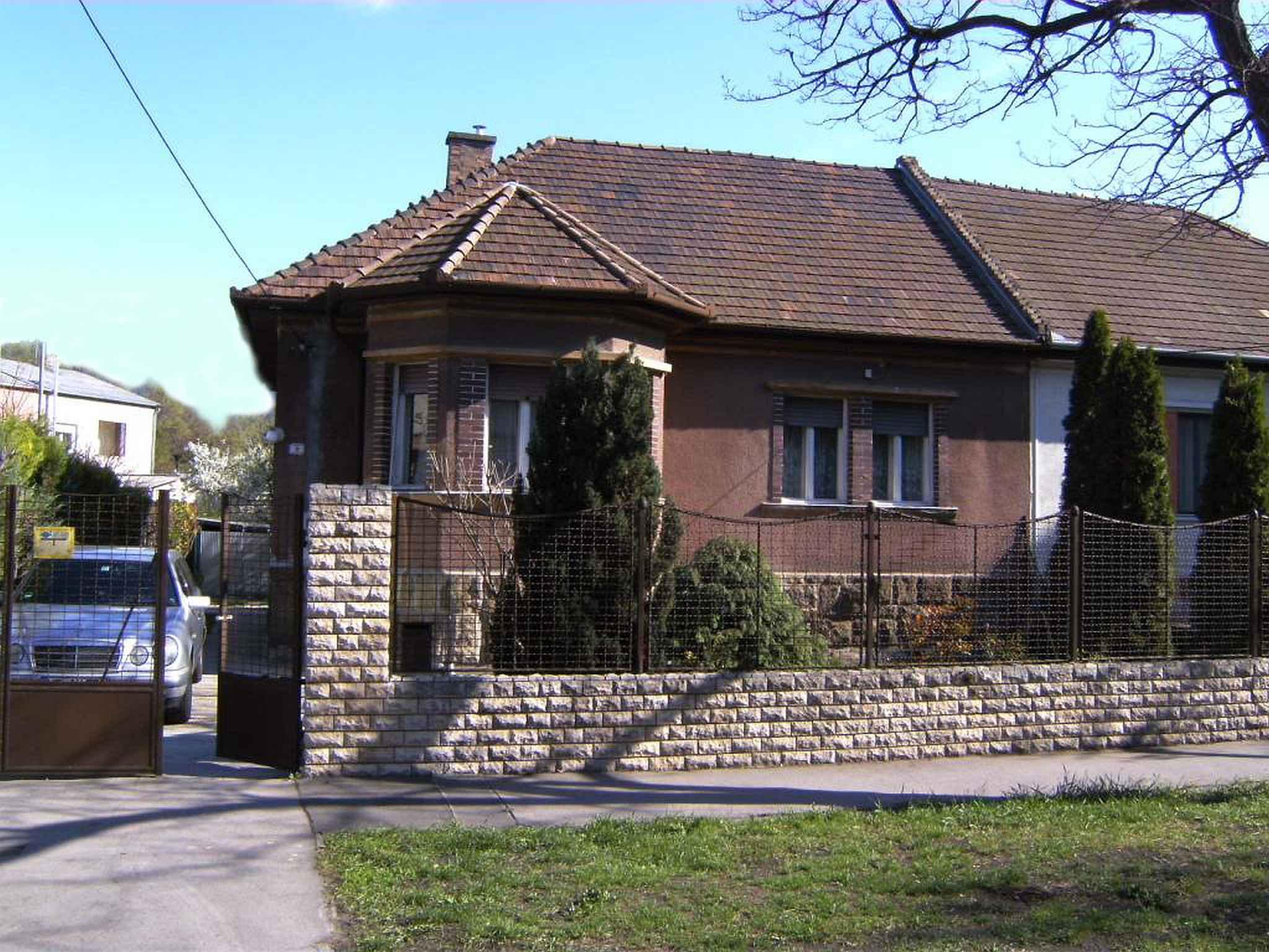Ferienhaus mit Garten in toller Lage und bürg