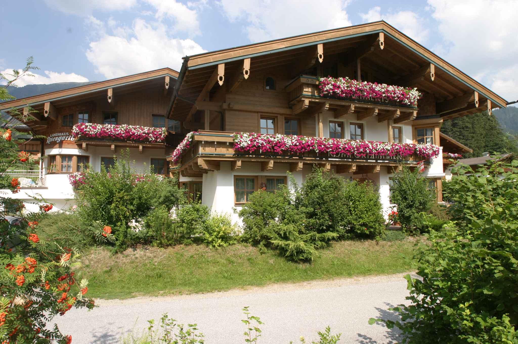 Ferienwohnung mit Wellness in ruhiger Lage (310162), Krimml, Pinzgau, Salzburg, Österreich, Bild 1