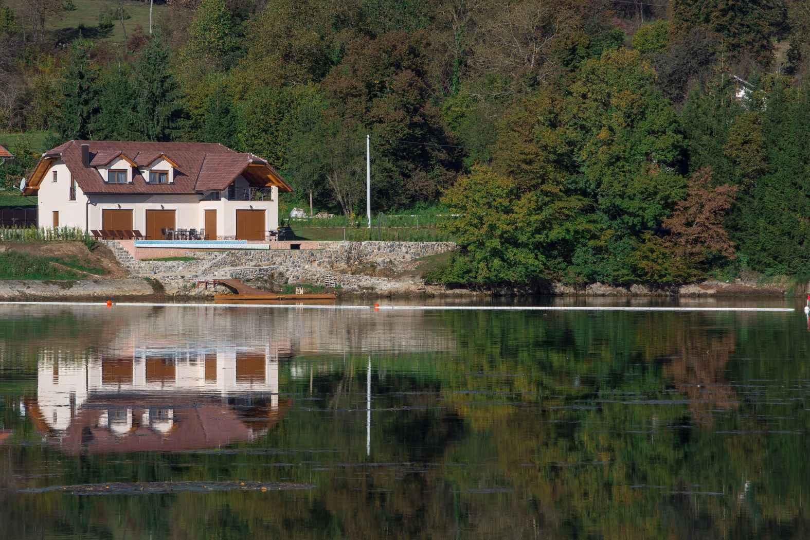 Ferienhaus mit Pool am See gelegen (2047240), Ogulin, , Mittelkroatien, Kroatien, Bild 4
