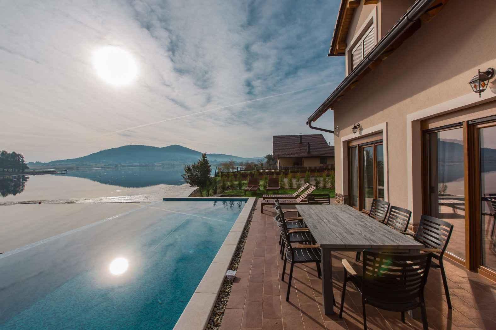 Ferienhaus mit Pool am See gelegen (2047240), Ogulin, , Mittelkroatien, Kroatien, Bild 8
