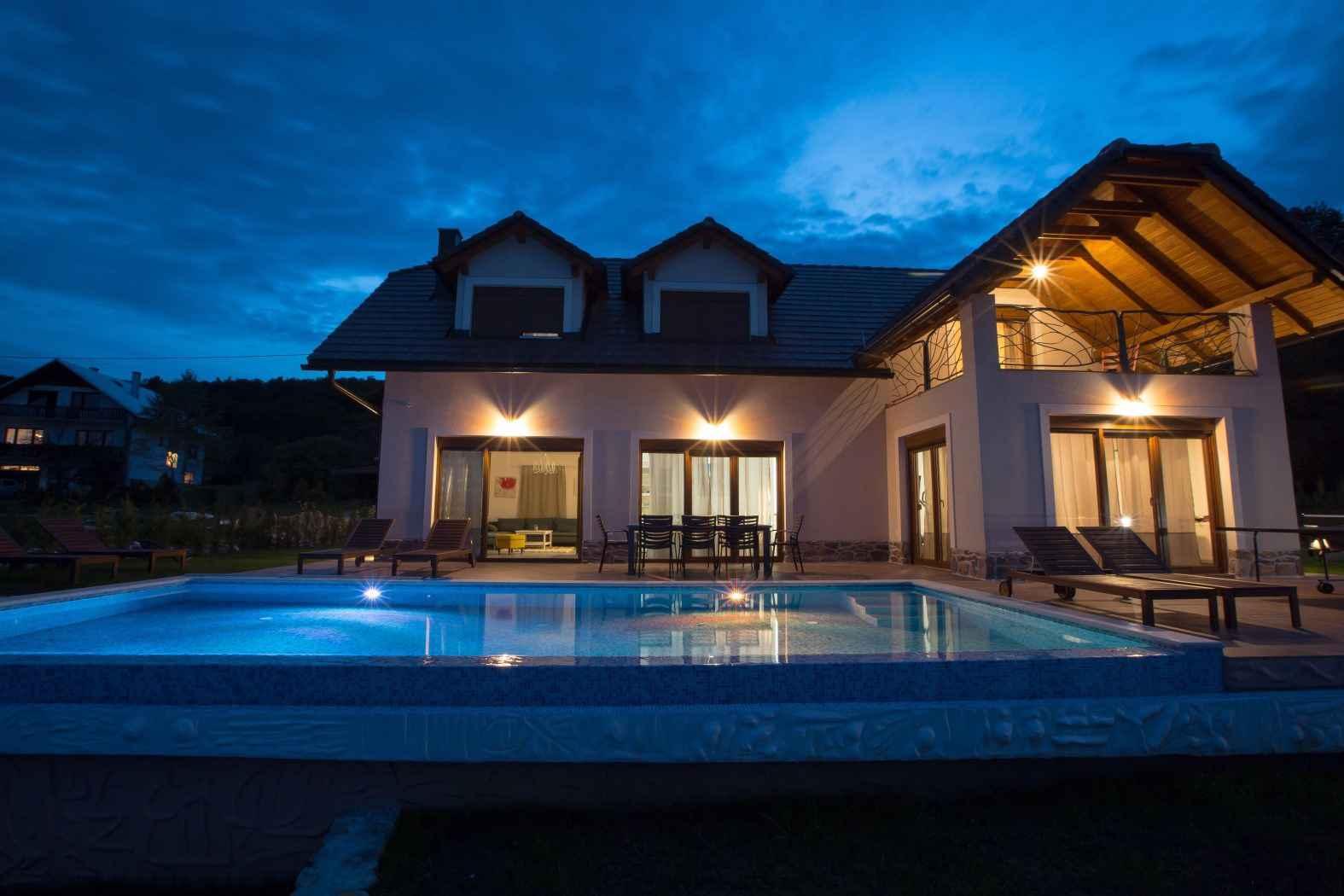 Ferienhaus mit Pool am See gelegen (2047240), Ogulin, , Mittelkroatien, Kroatien, Bild 2