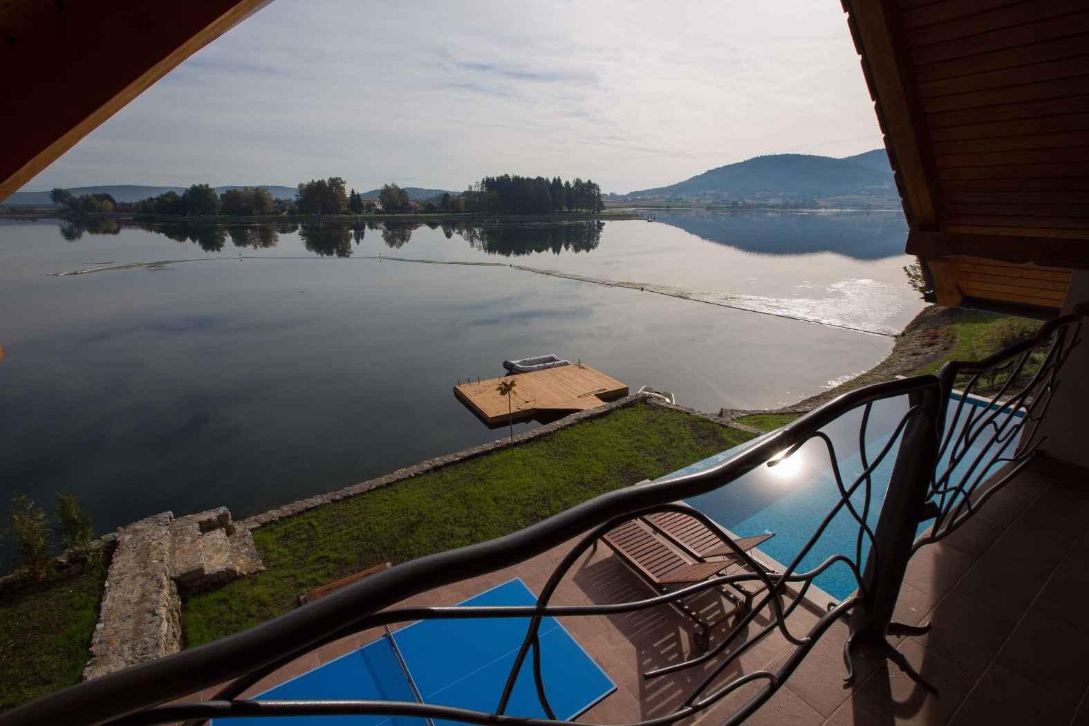 Ferienhaus mit Pool am See gelegen (2047240), Ogulin, , Mittelkroatien, Kroatien, Bild 14