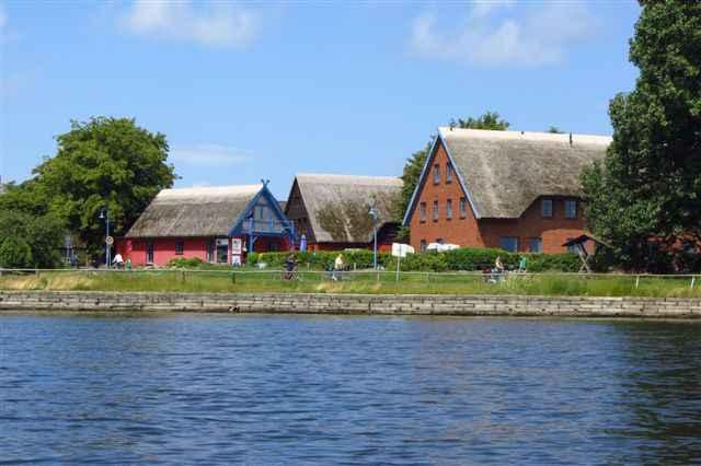 Ferienwohnung mit Terrasse an der Ostsee